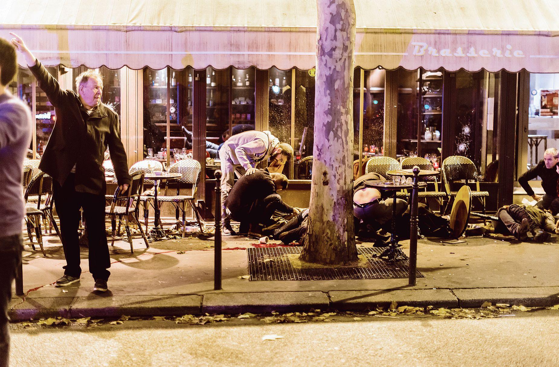 Attentats du 13 novembre ce que r v le l 39 enqu te - Le comptoir du petit marguery paris 13 ...