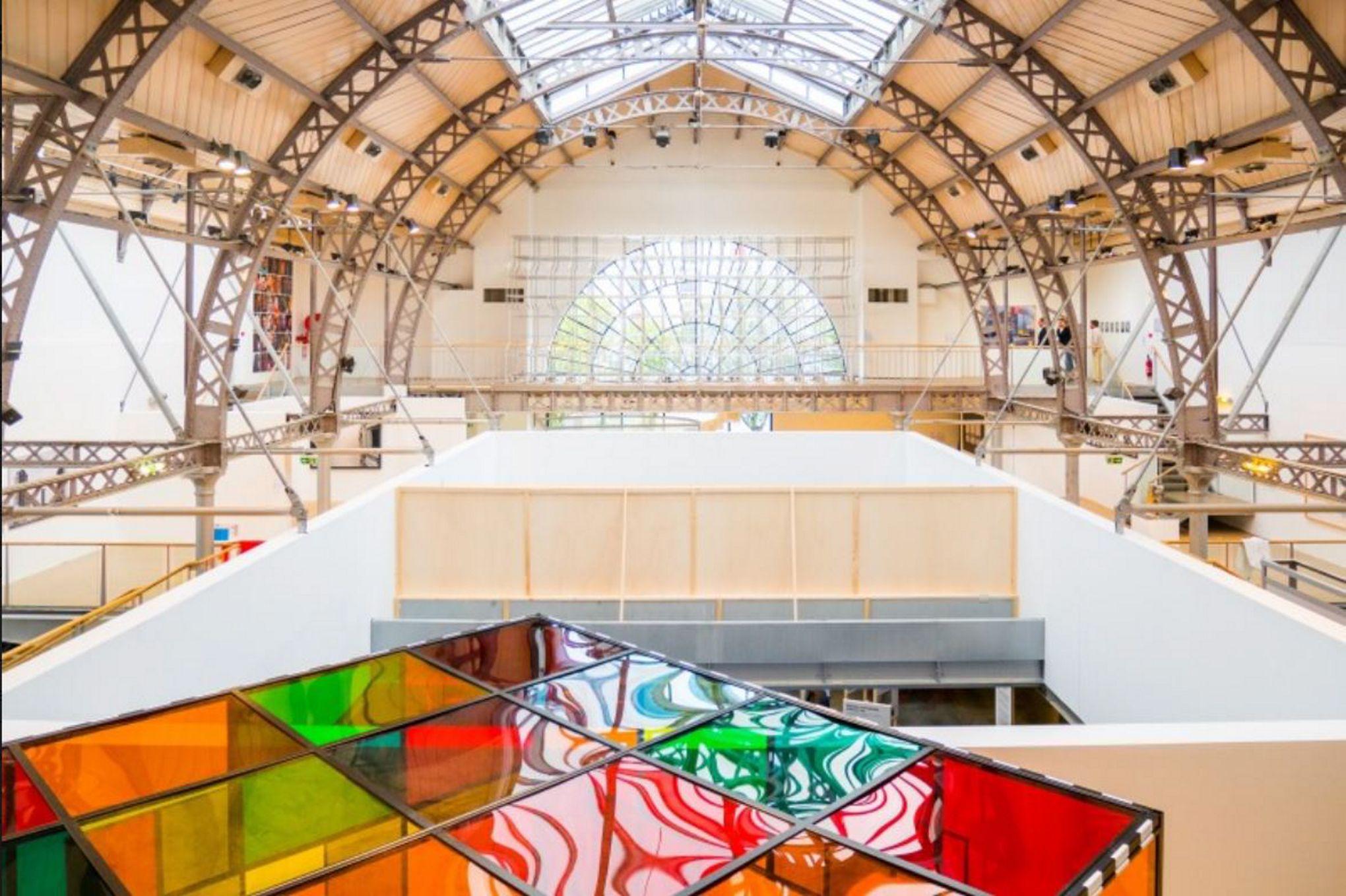 Architecture et art m me combat for Architecture et art