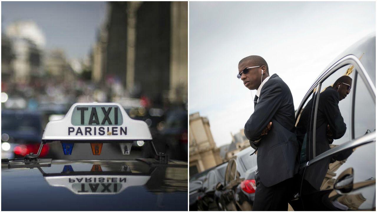 co t assurance qualification les diff rences entre taxis et vtc. Black Bedroom Furniture Sets. Home Design Ideas