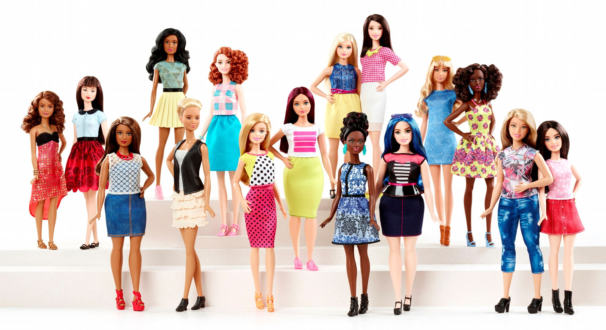 Barbie change enfin de silhouette - Image de barbie ...