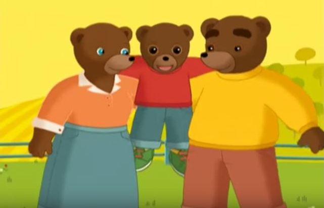 Apr s martine petit ours brun galement d tourn sur twitter - Petit ours brun a l ecole ...