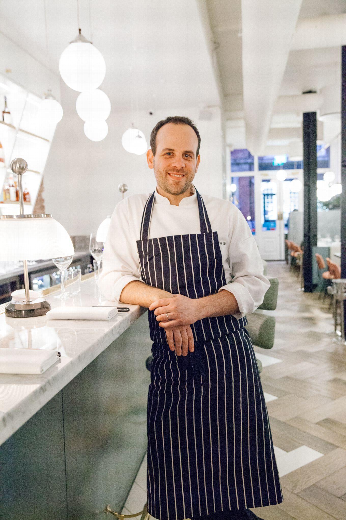 Londres la perc e des chefs fran ais for Cafe du jardin covent garden
