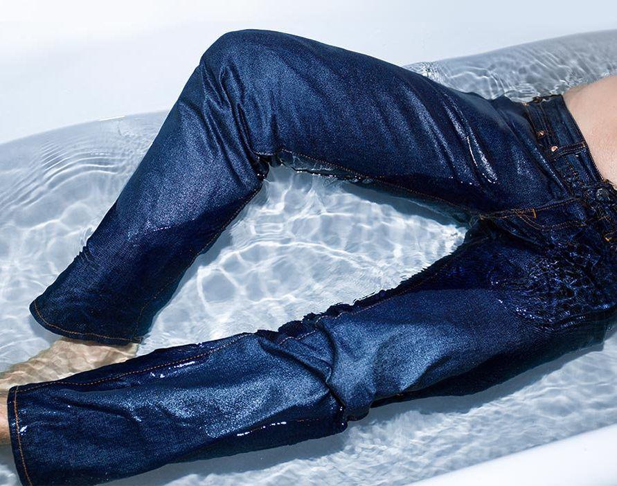 Faut il tre vraiment inconscient pour ne pas laver son jean - Pour arroser un jardin il faut compter 6l ...