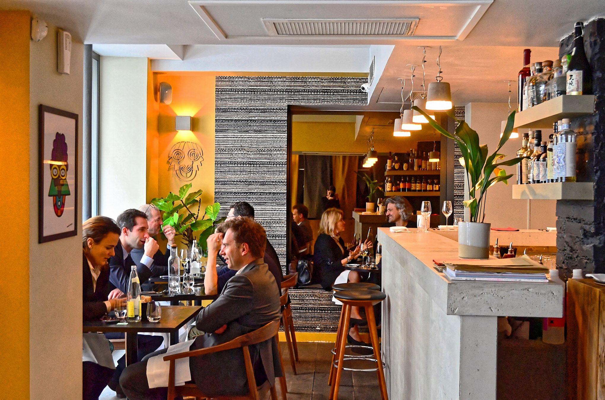 Les chefs de file de la nouvelle cuisine fusion paris for Recherche chef de cuisine paris