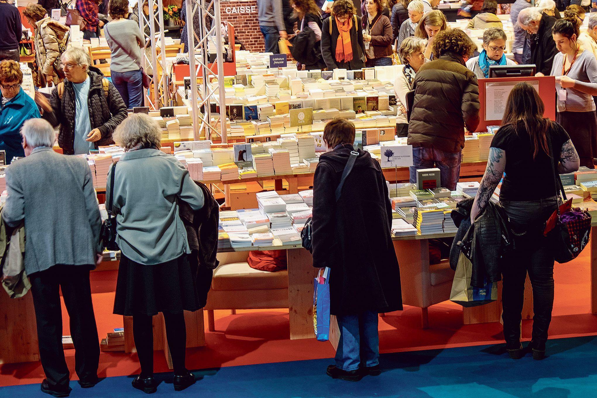 Salon du livre de paris 2016 les rendez vous ne pas manquer - Le salon du livre paris ...