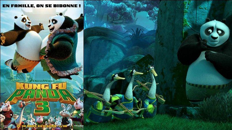 kung fu panda 3 un film paresseux qui sent le r chauff. Black Bedroom Furniture Sets. Home Design Ideas