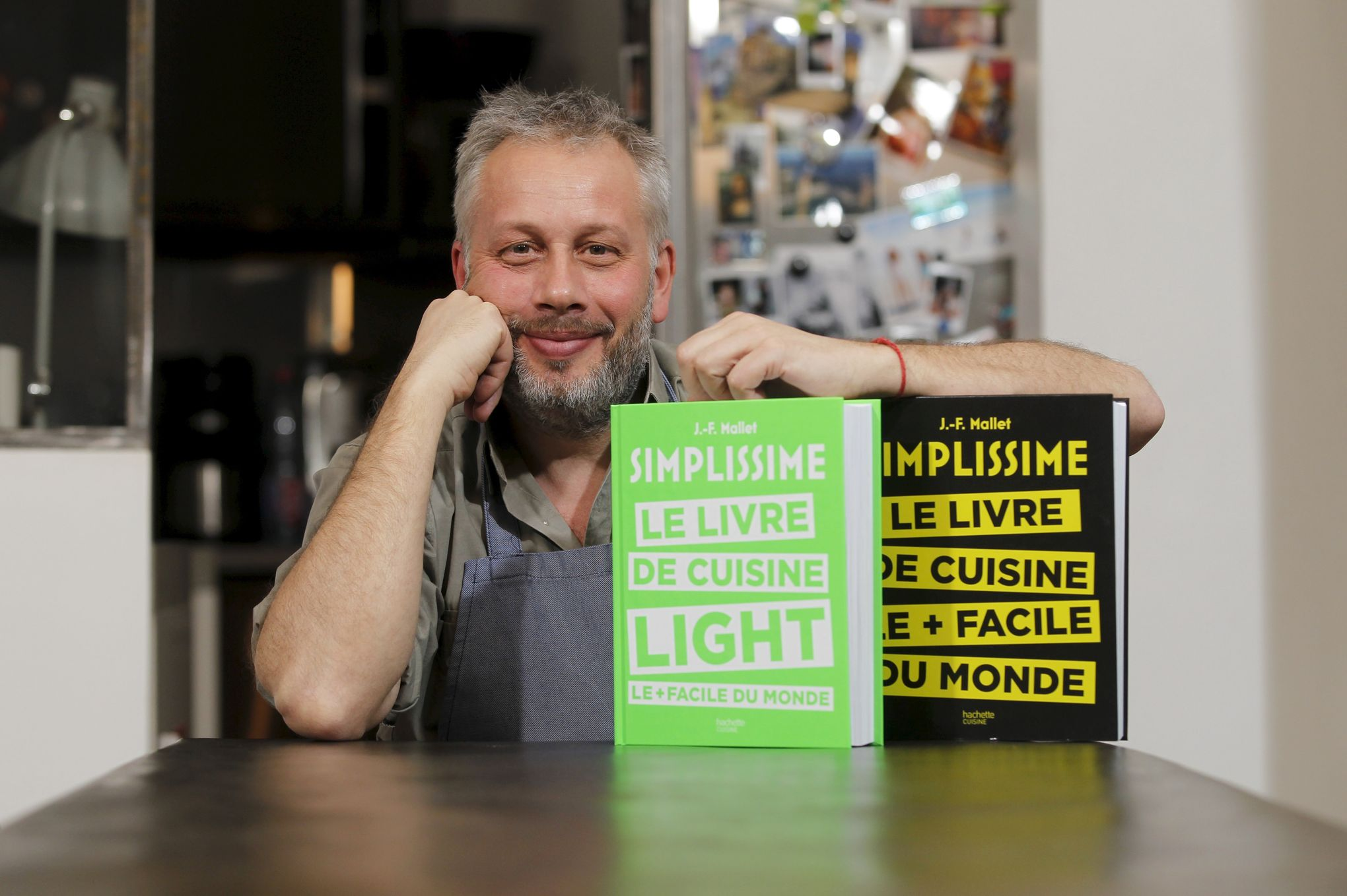Jean fran ois mallet le chef qui r invente le livre de - Livre de cuisine francaise en anglais ...