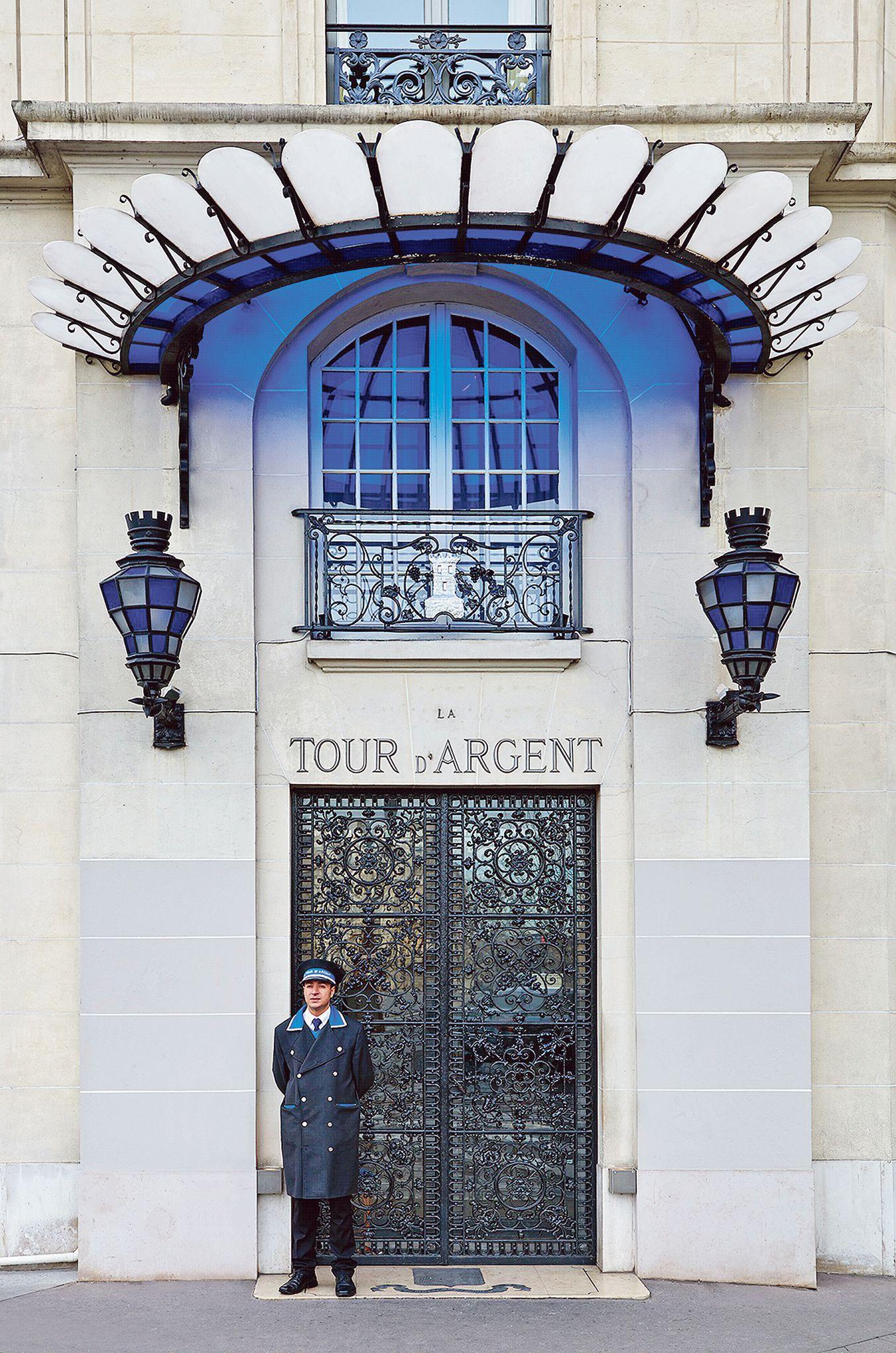 Le figaro   la tour d'argent : paris 75005   cuisine française