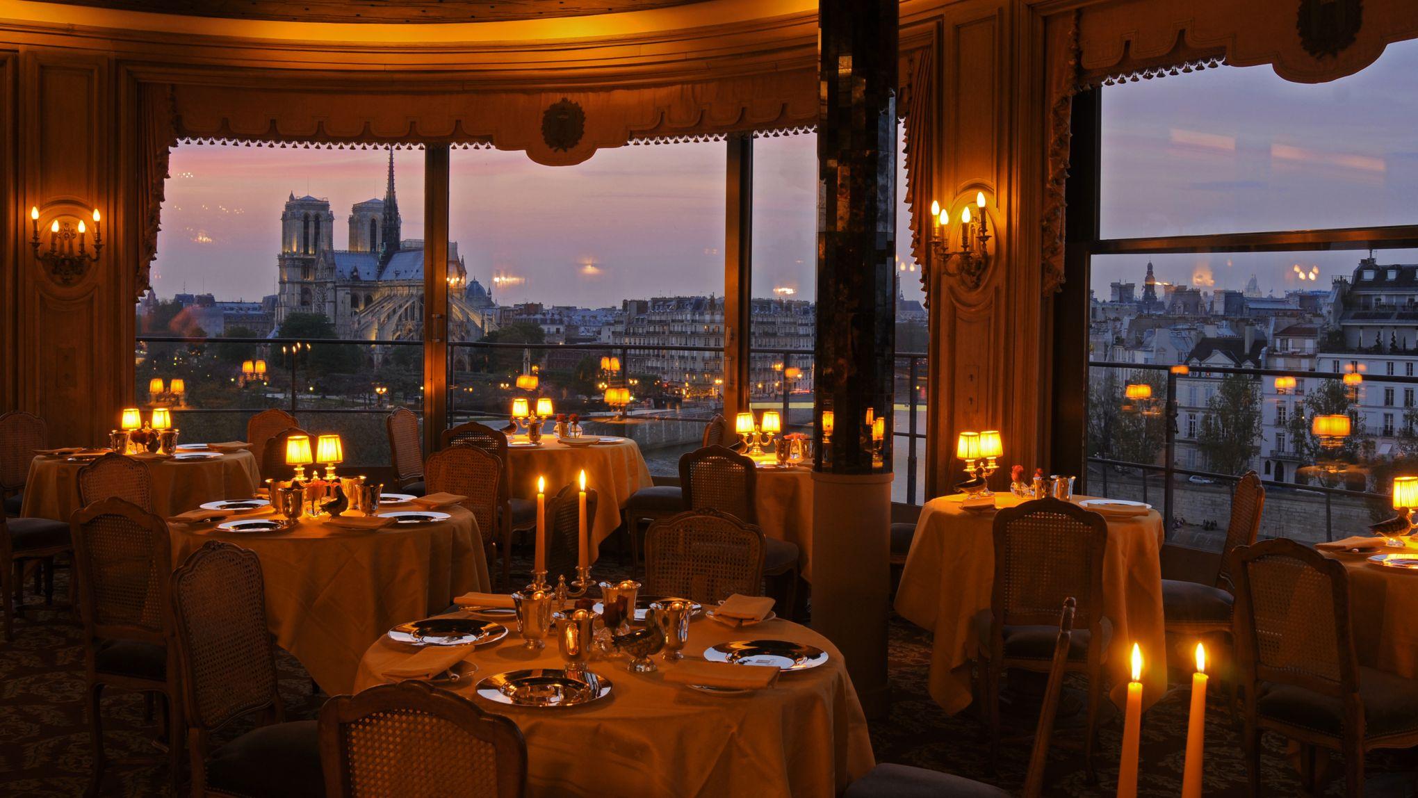 Le Notre Dame Restaurant Paris