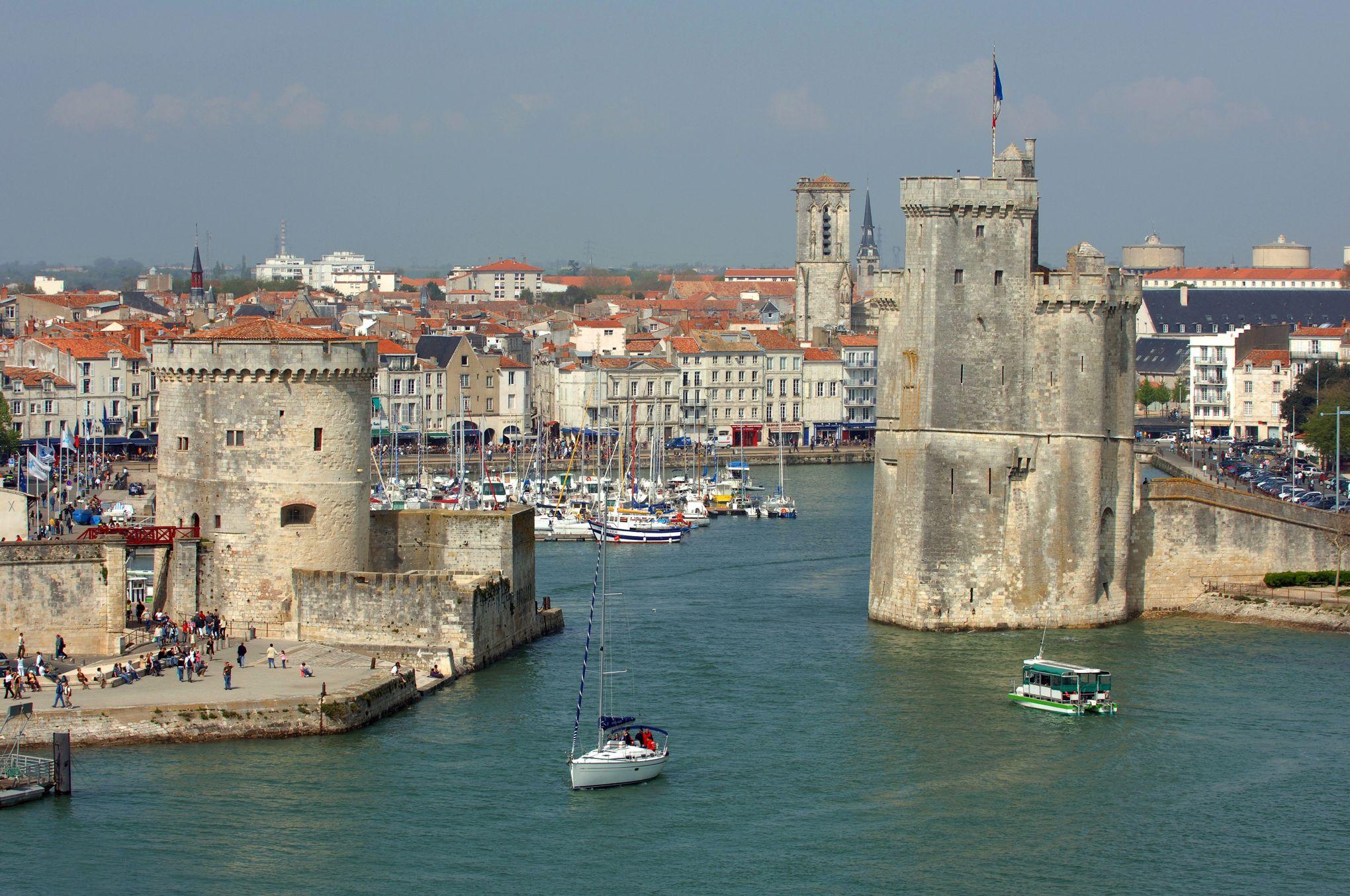 La charente maritime destination touristique pr f r e des fran ais apr s paris - Windfinder port la nouvelle ...