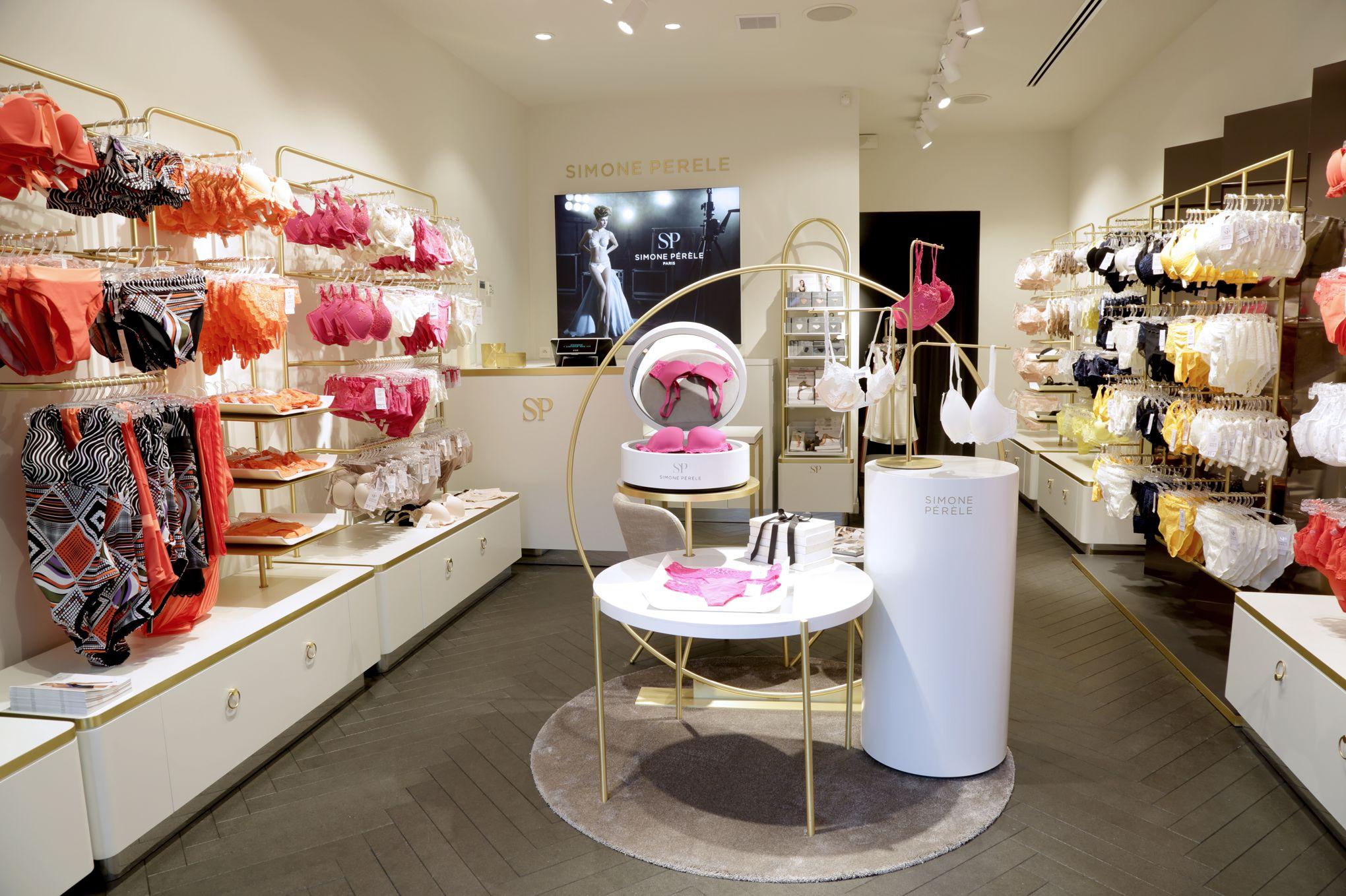 Simone p r le d voile ses premiers magasins - Simone paris boutique ...