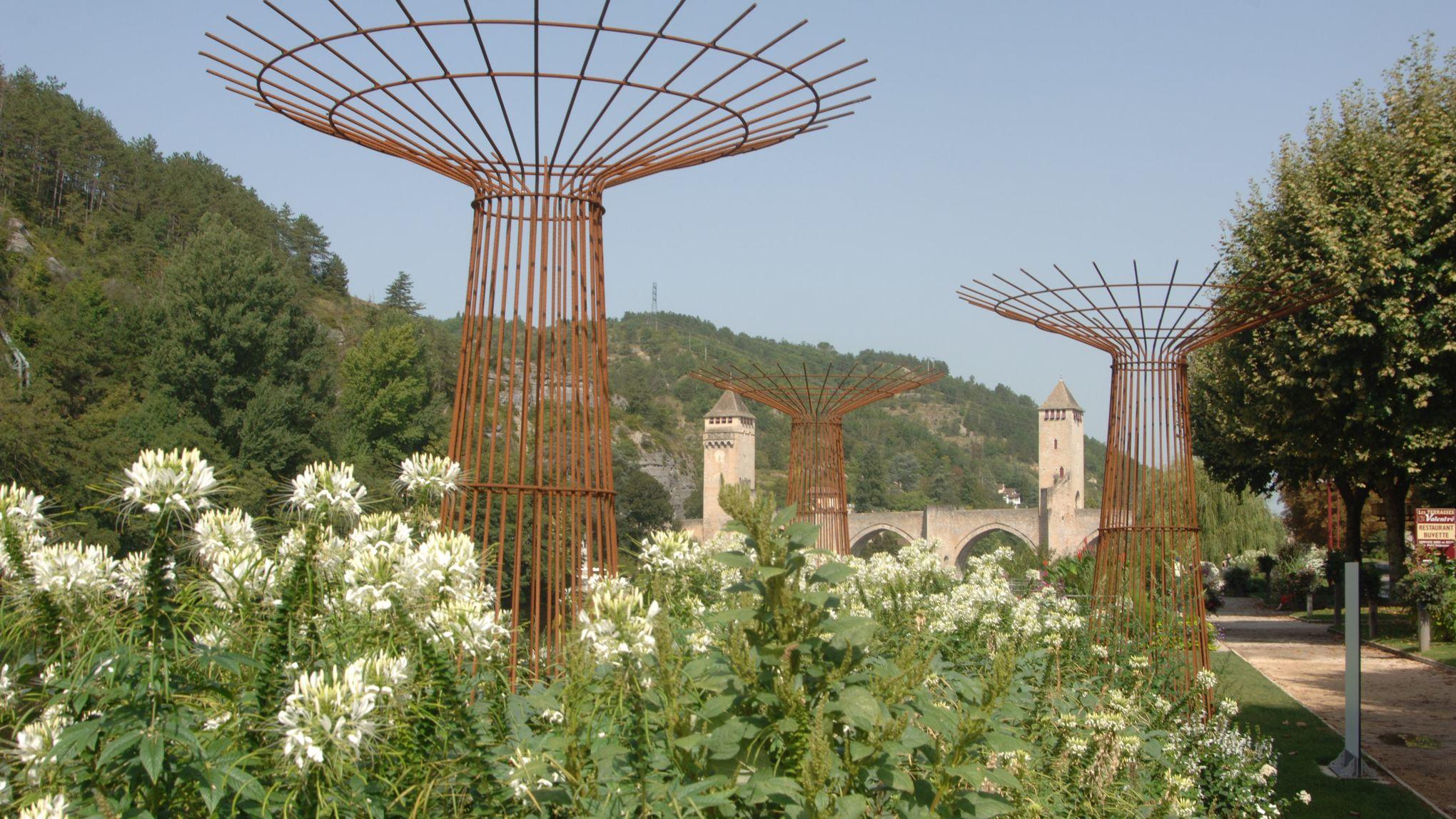 Cahors la ville aux 24 jardins remarquables for Jardin remarquable