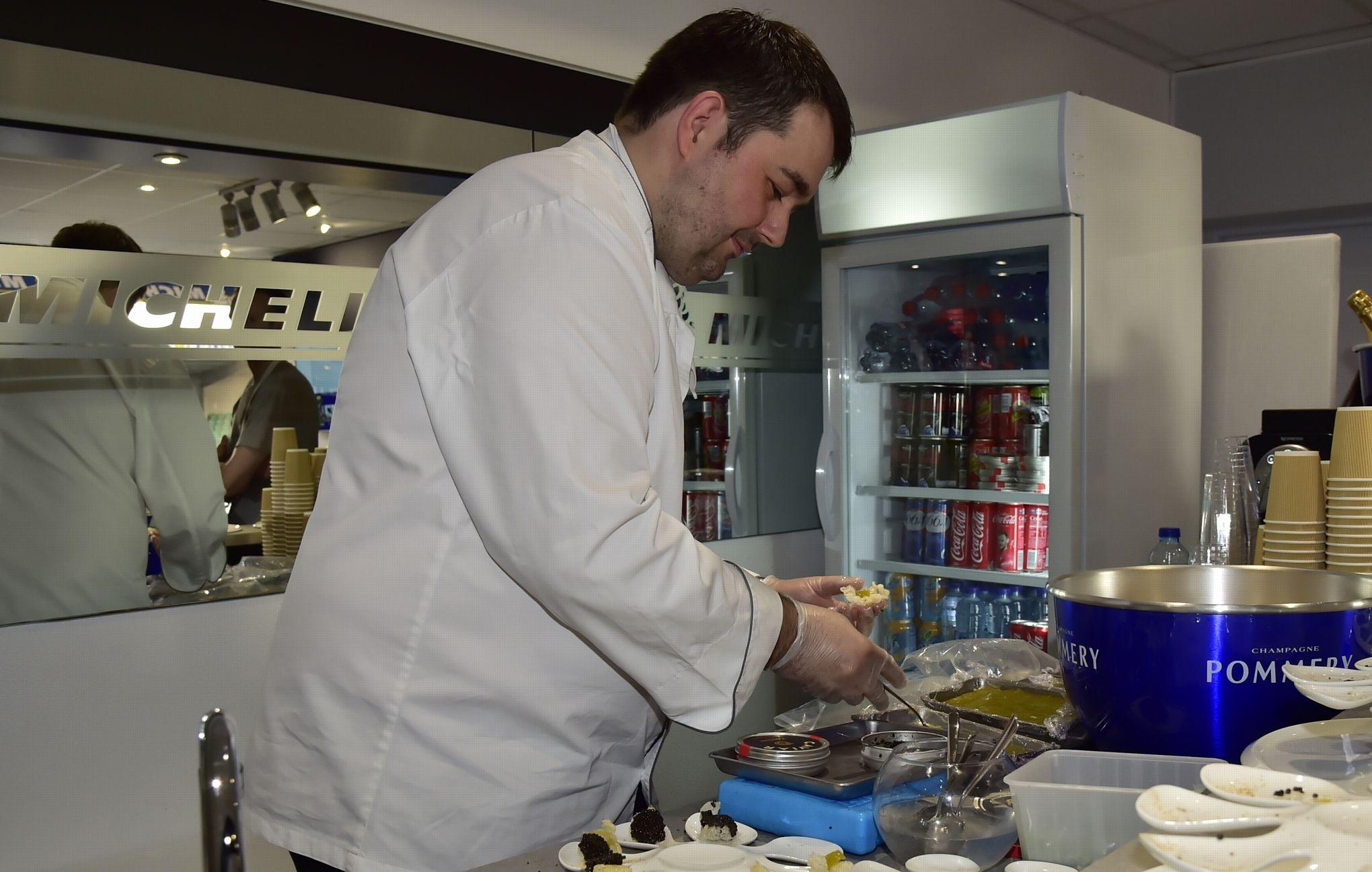 Jean fran ois pi ge r gale aux 24 heures du mans for Cuisinier piege