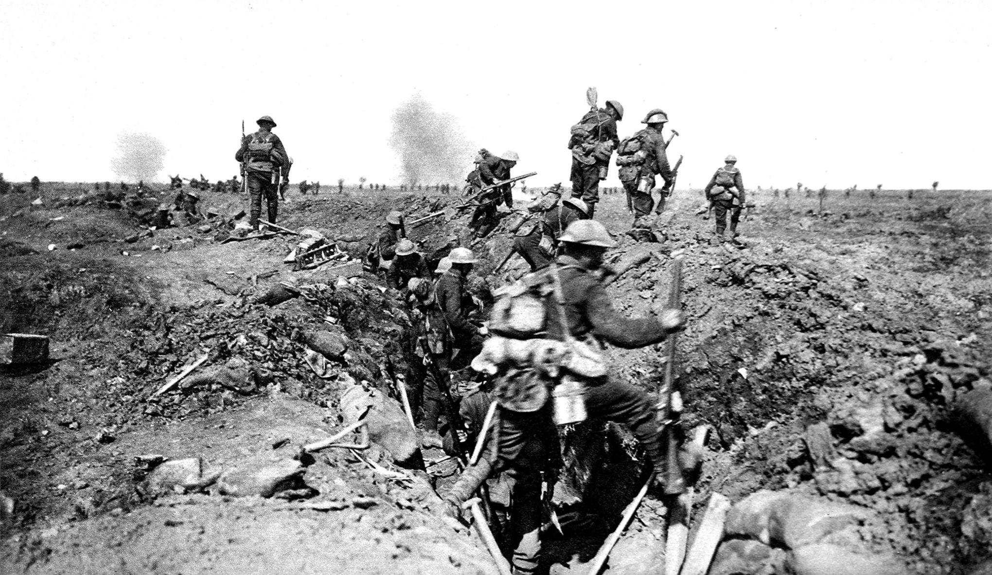 Bataille de la Somme — Wikipédia