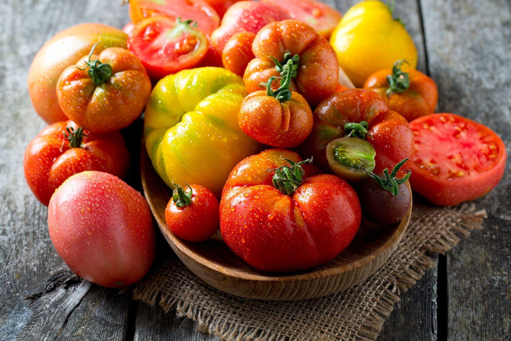 Tomates savoureuses comment r ussir leur culture - Comment congeler des tomates du jardin ...