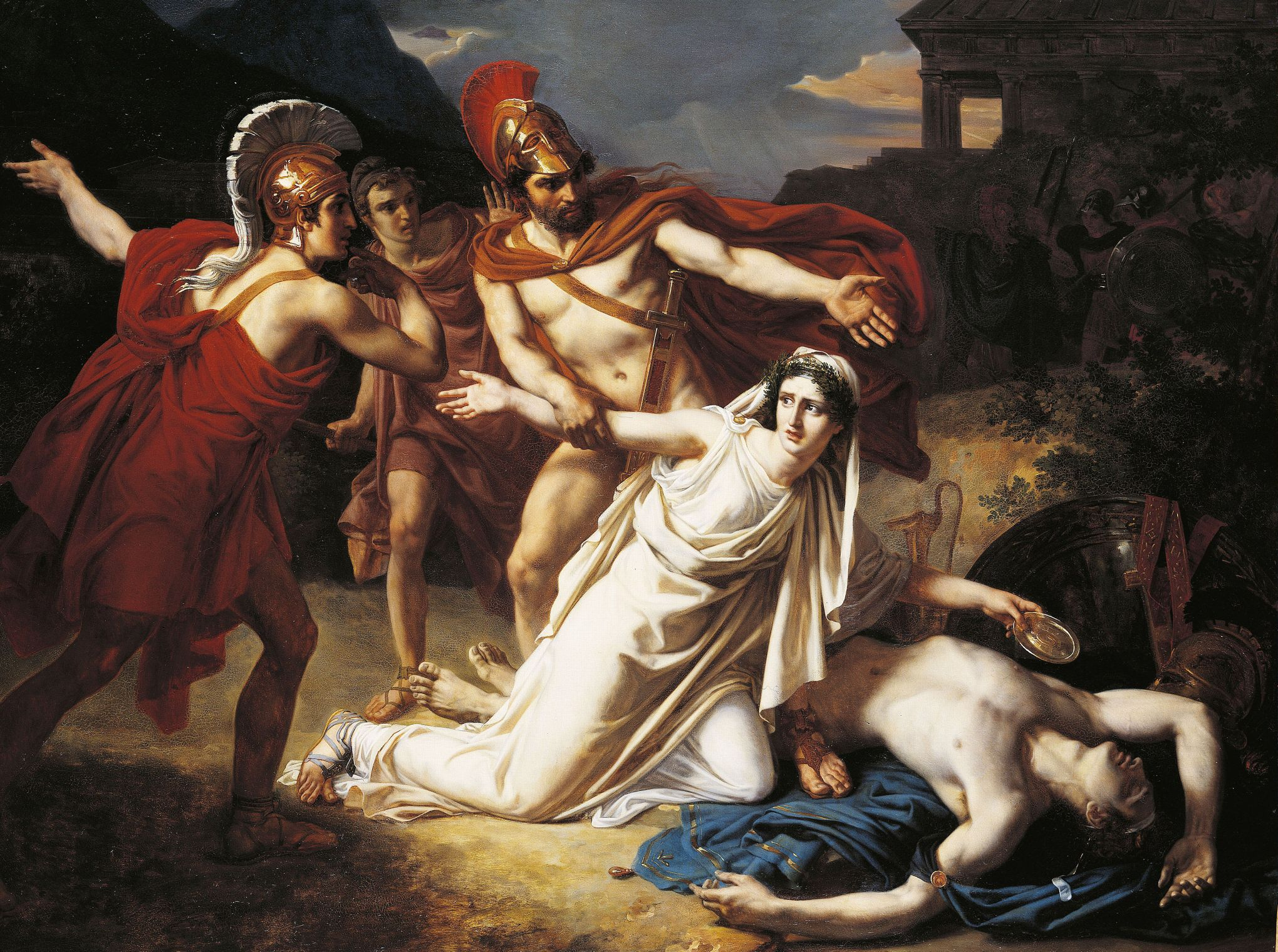 Antigone donnant la sépulture teatro nacional entrada livre