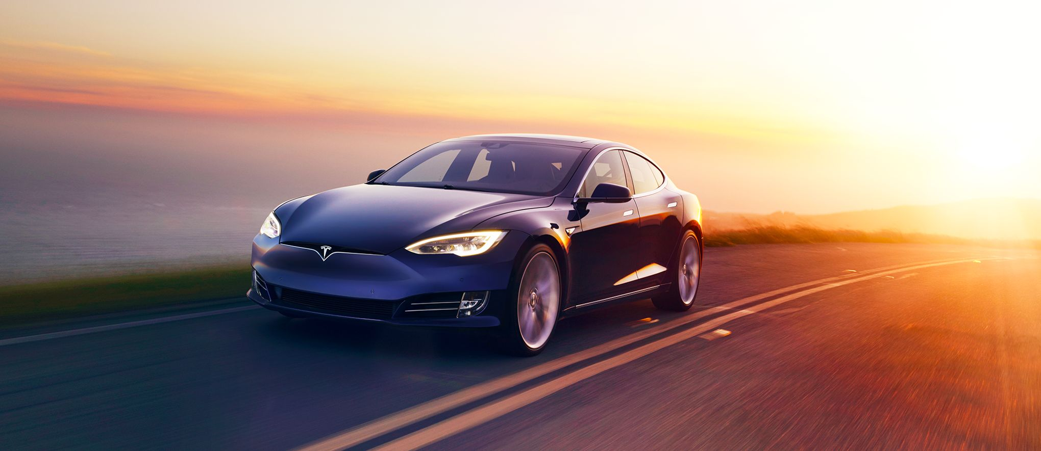 tesla model s plus de 600 km d 39 autonomie. Black Bedroom Furniture Sets. Home Design Ideas