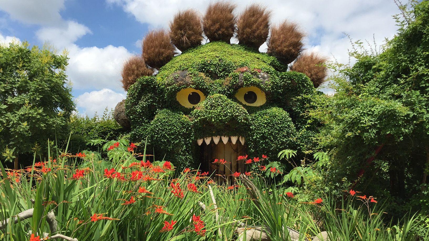 Terra botanica un fabuleux voyage au pays des plantes for Les plantes de jardin