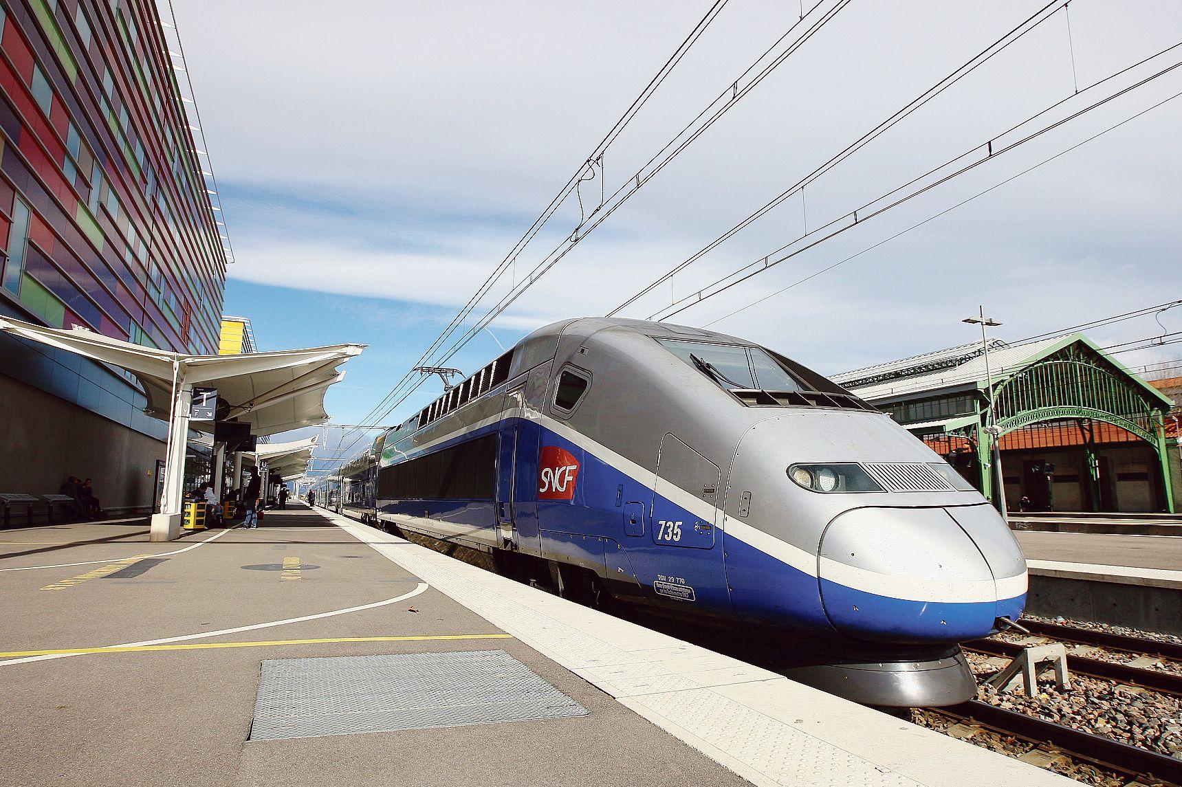 Alstom pr pare l 39 arr t de la production sur son site de - Meteo belfort demain ...
