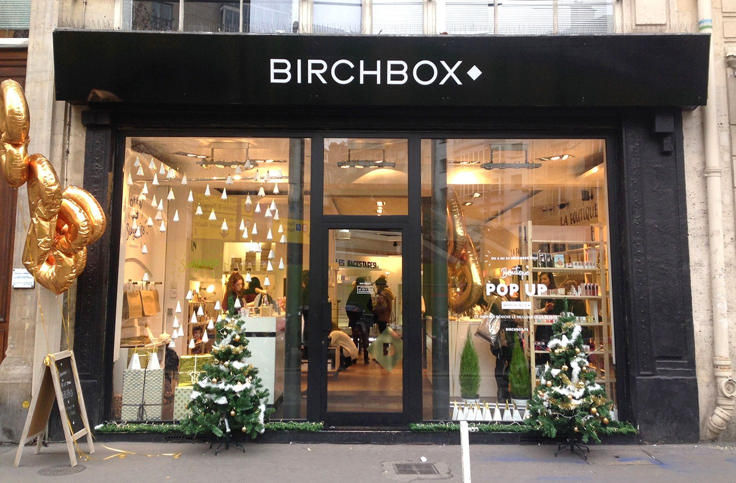 La redoute ouvre une boutique a paris le figaro - La redoute interieur boutique ...