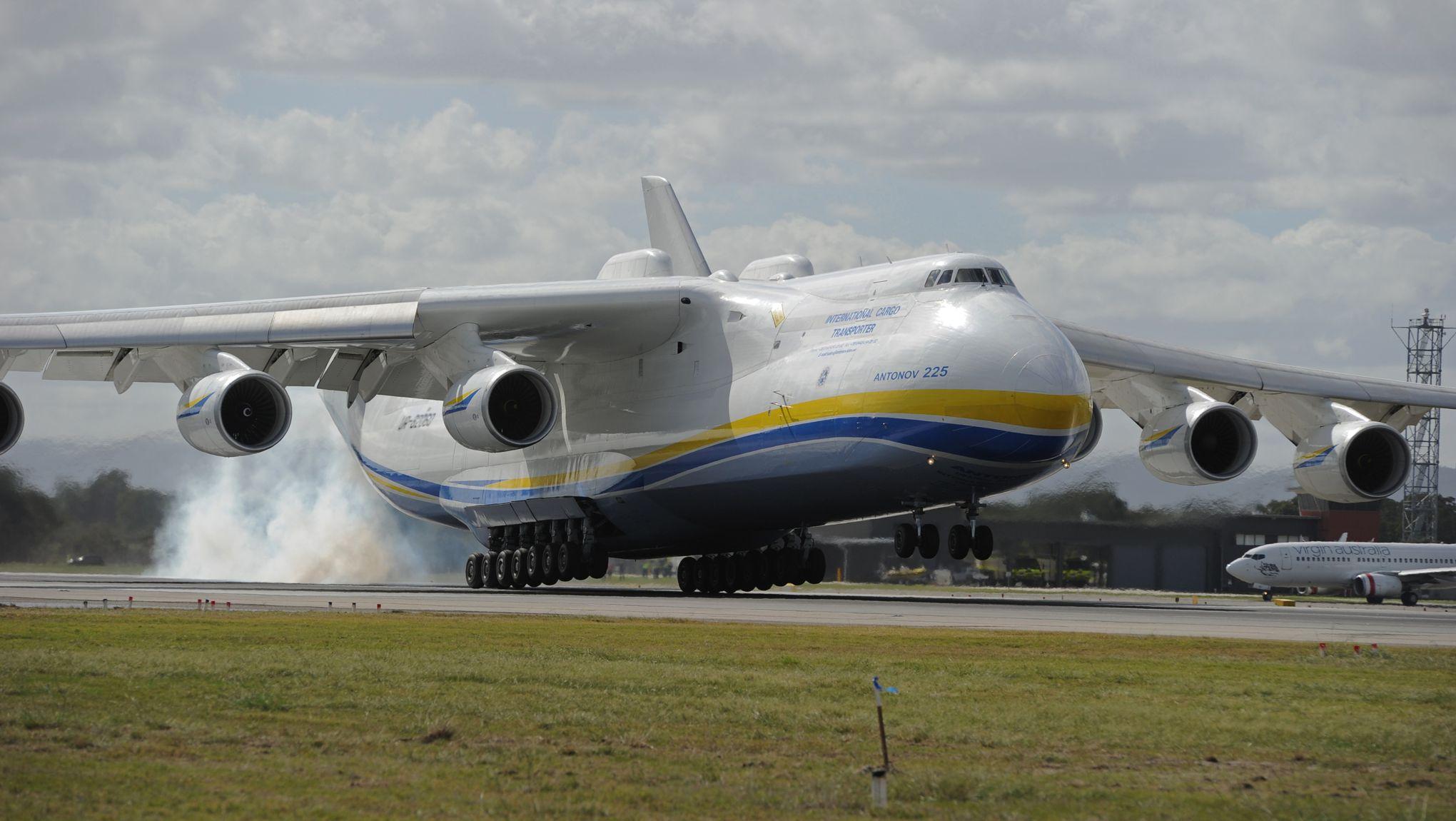 L 39 ukraine relance la construction du plus gros avion au - Le nom de famille le plus porte au monde ...
