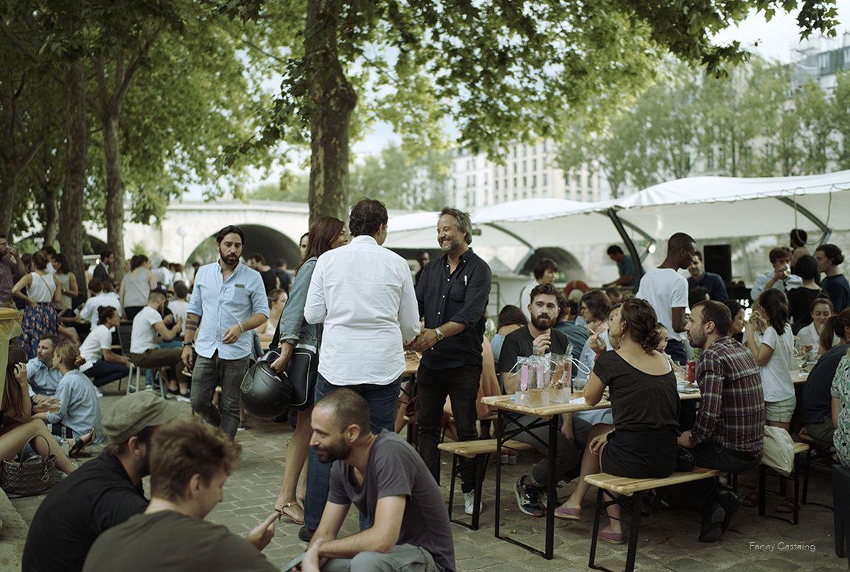 Les dernières terrasses pour prolonger l'été à Paris