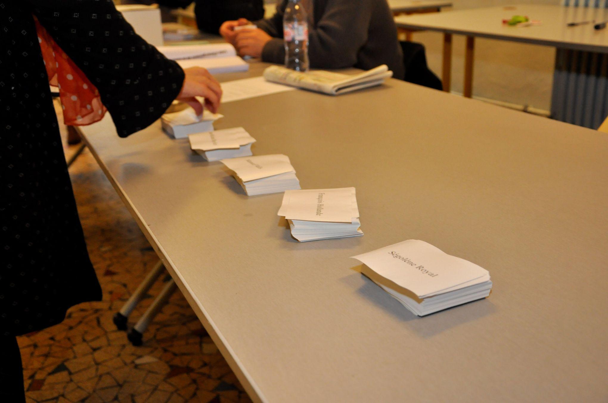 Primaire droite la liste des 10000 bureaux de vote rendue