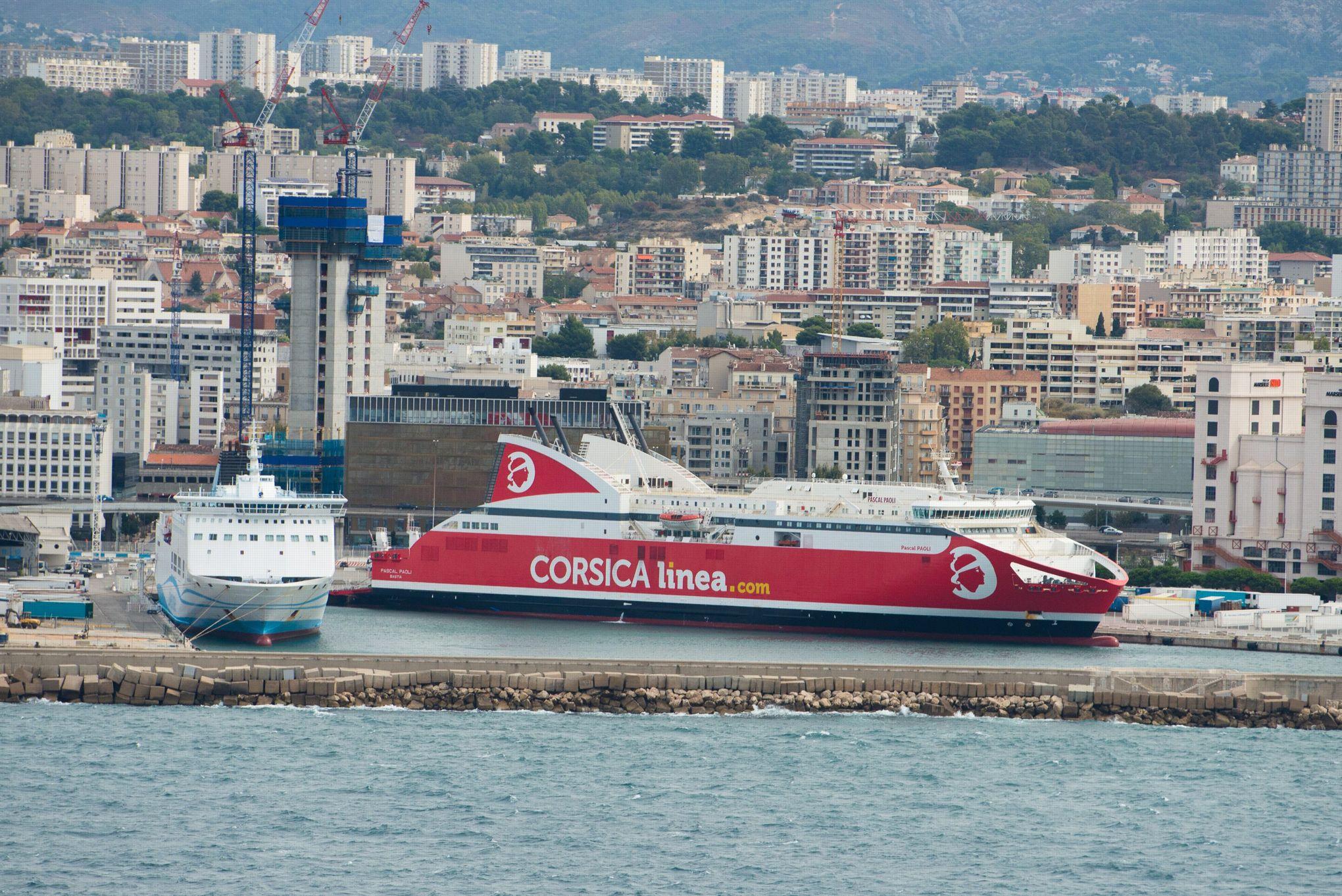 compagnie linea corsica
