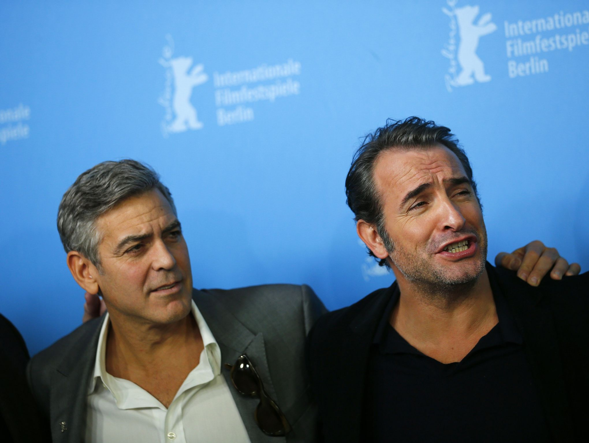 Pr sidentielle am ricaine jean dujardin vote george for Maison jean dujardin