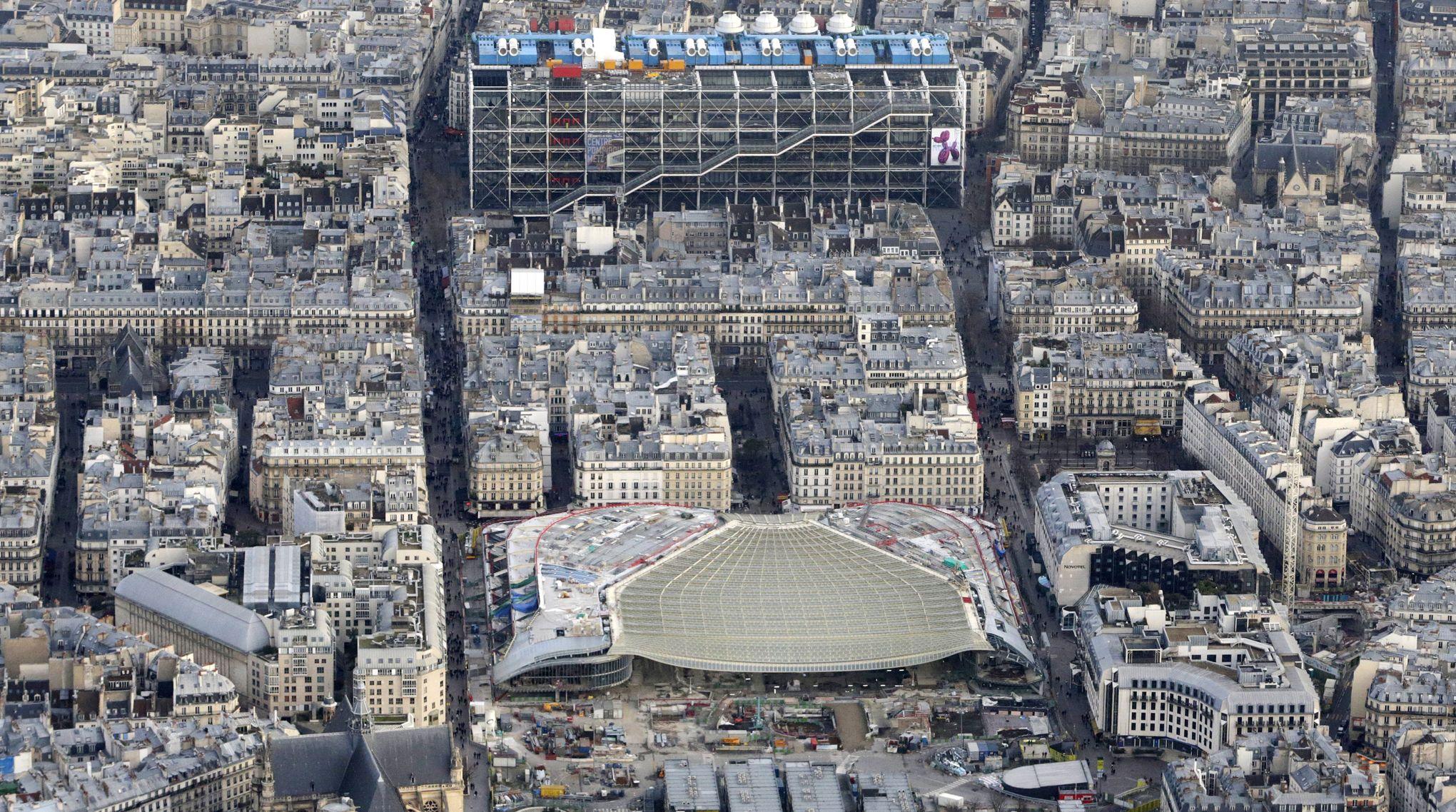 Forum des halles la fnac r clame 47 millions d 39 euros la ville de paris - Forum des halles dimanche ...