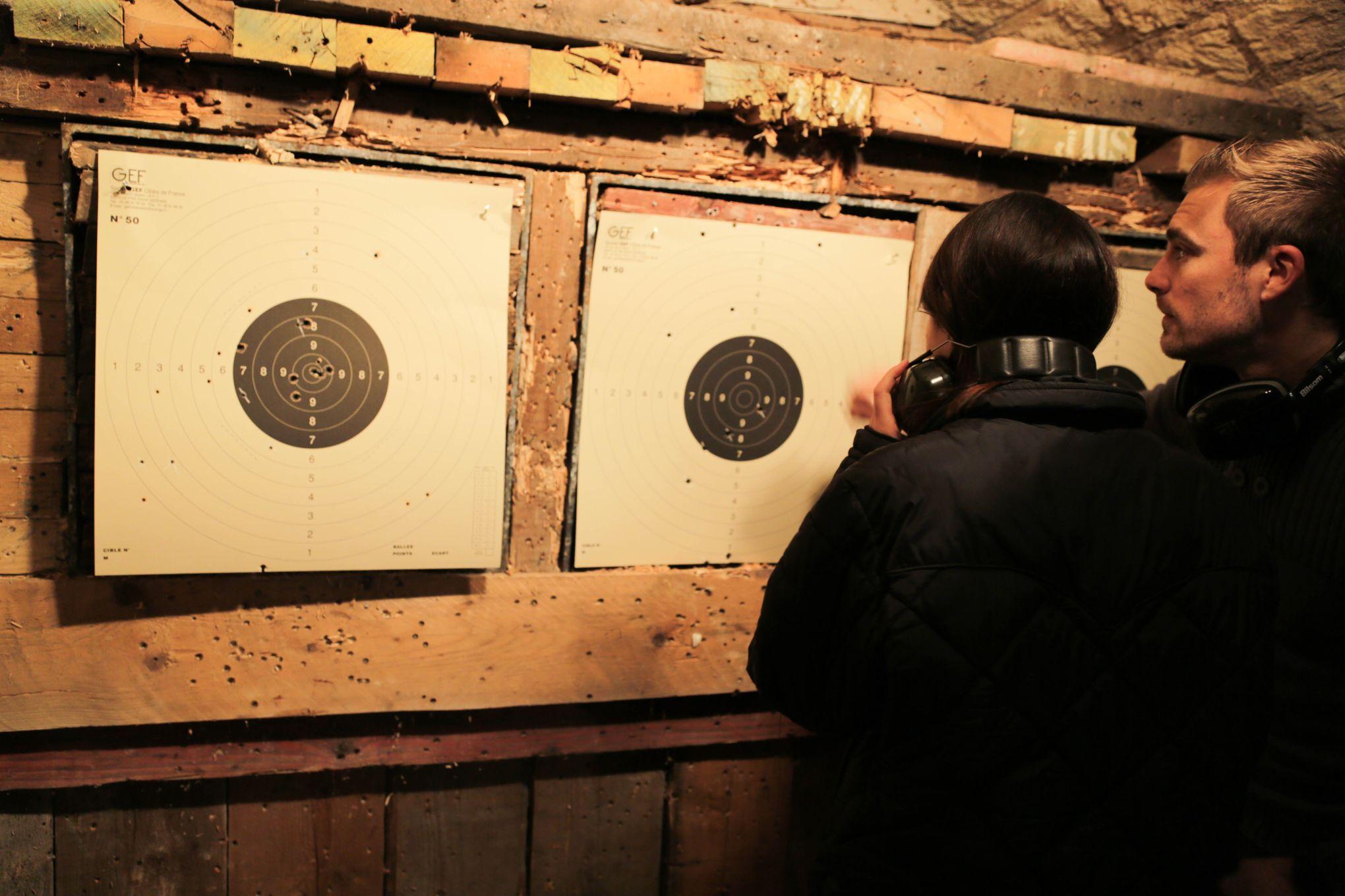 carabine de chasse kalachnikov