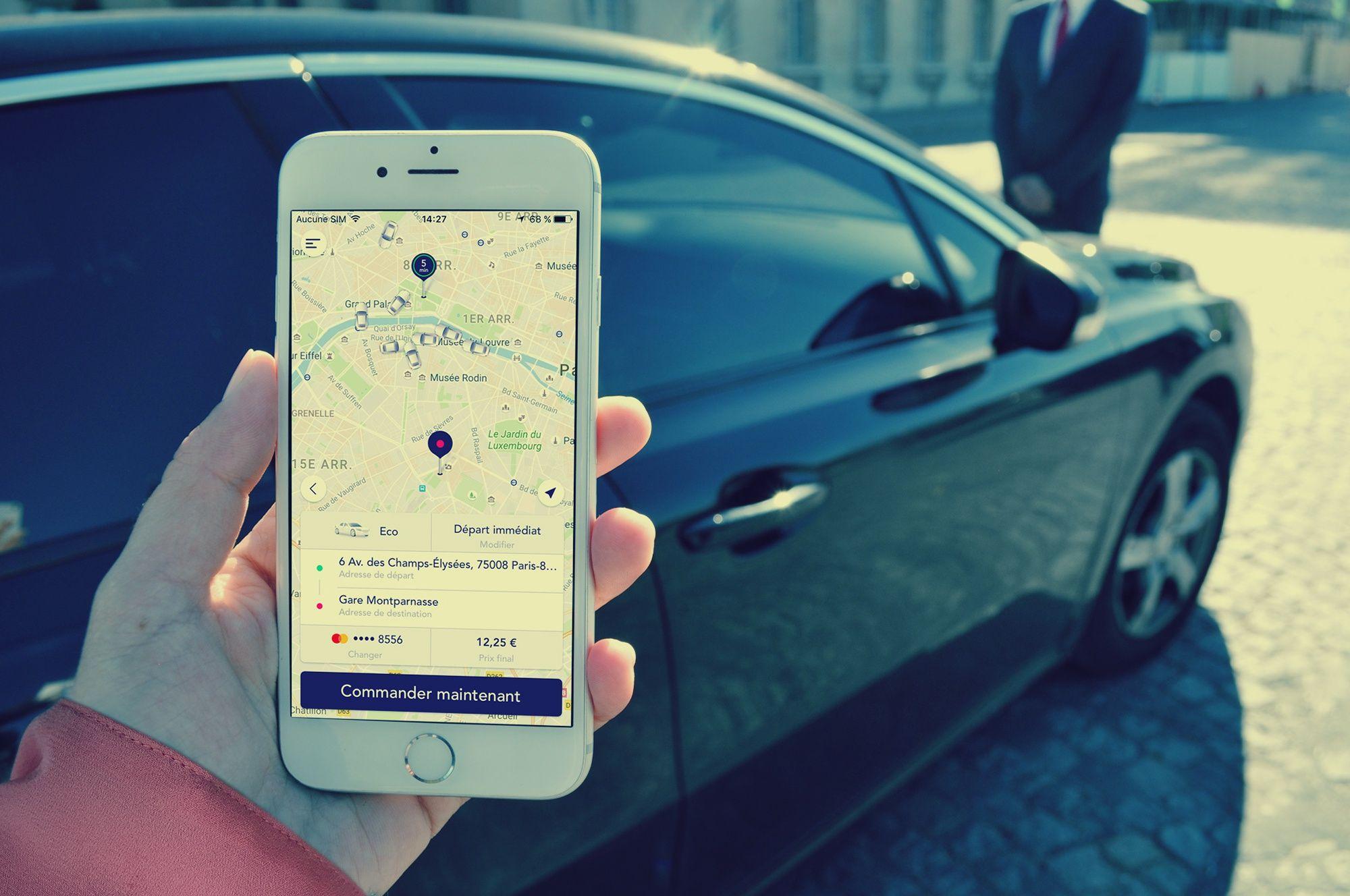 Chauffeur Privé, deuxième start-up à la plus forte croissance en ...