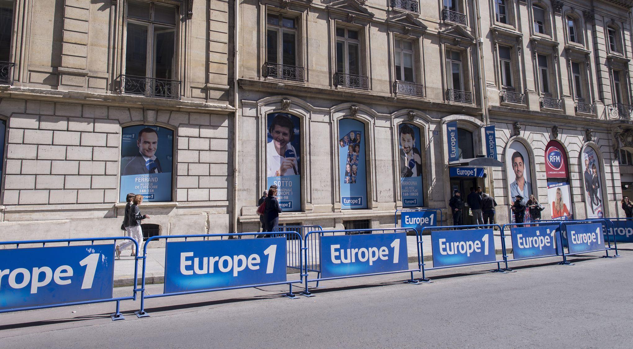 Europe 1 chamboule sa grille en plein coeur de la saison - Grille des programmes europe 1 ...
