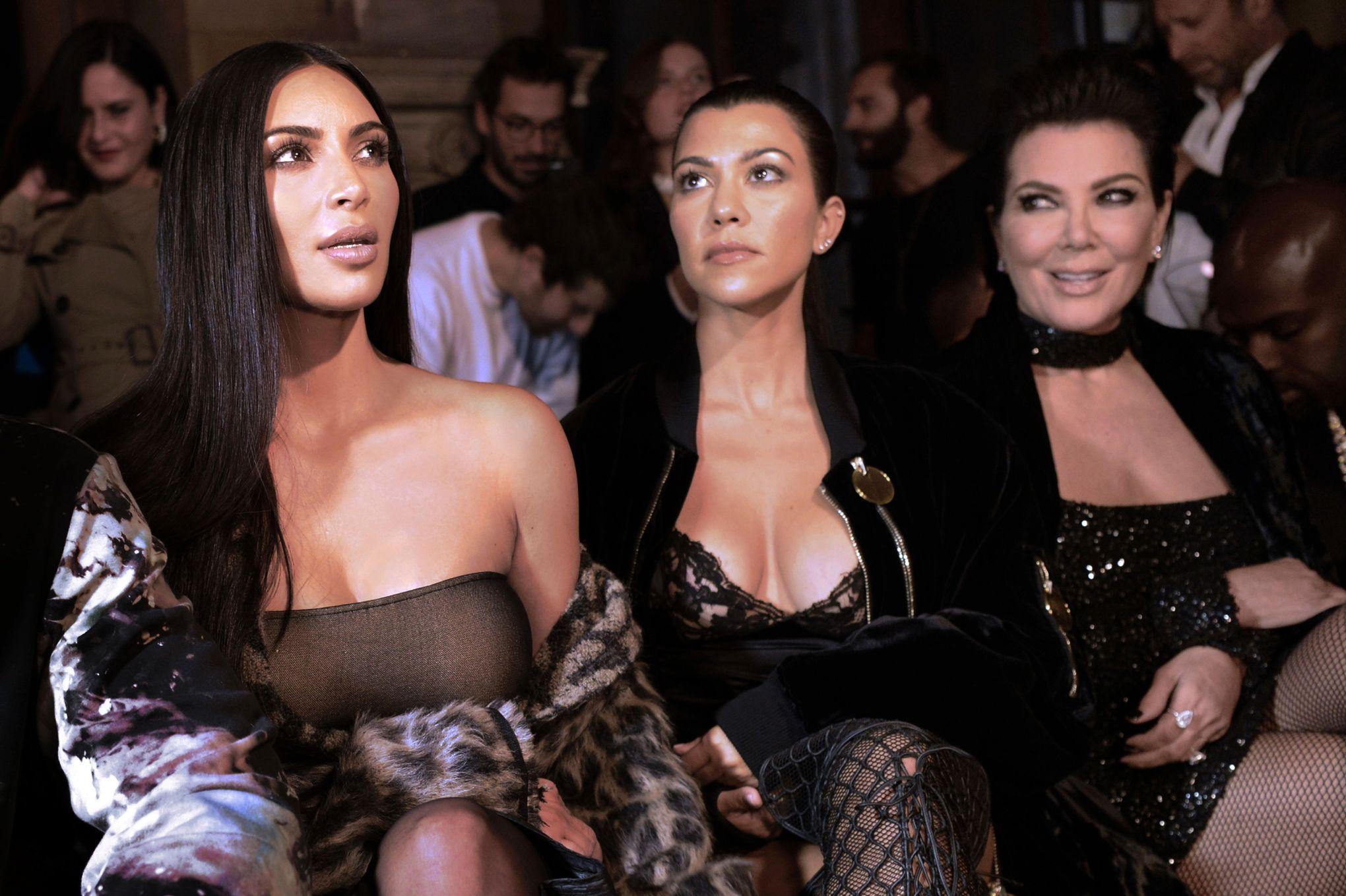 Braquage de kim kardashian le chauffeur de la star en garde à vue