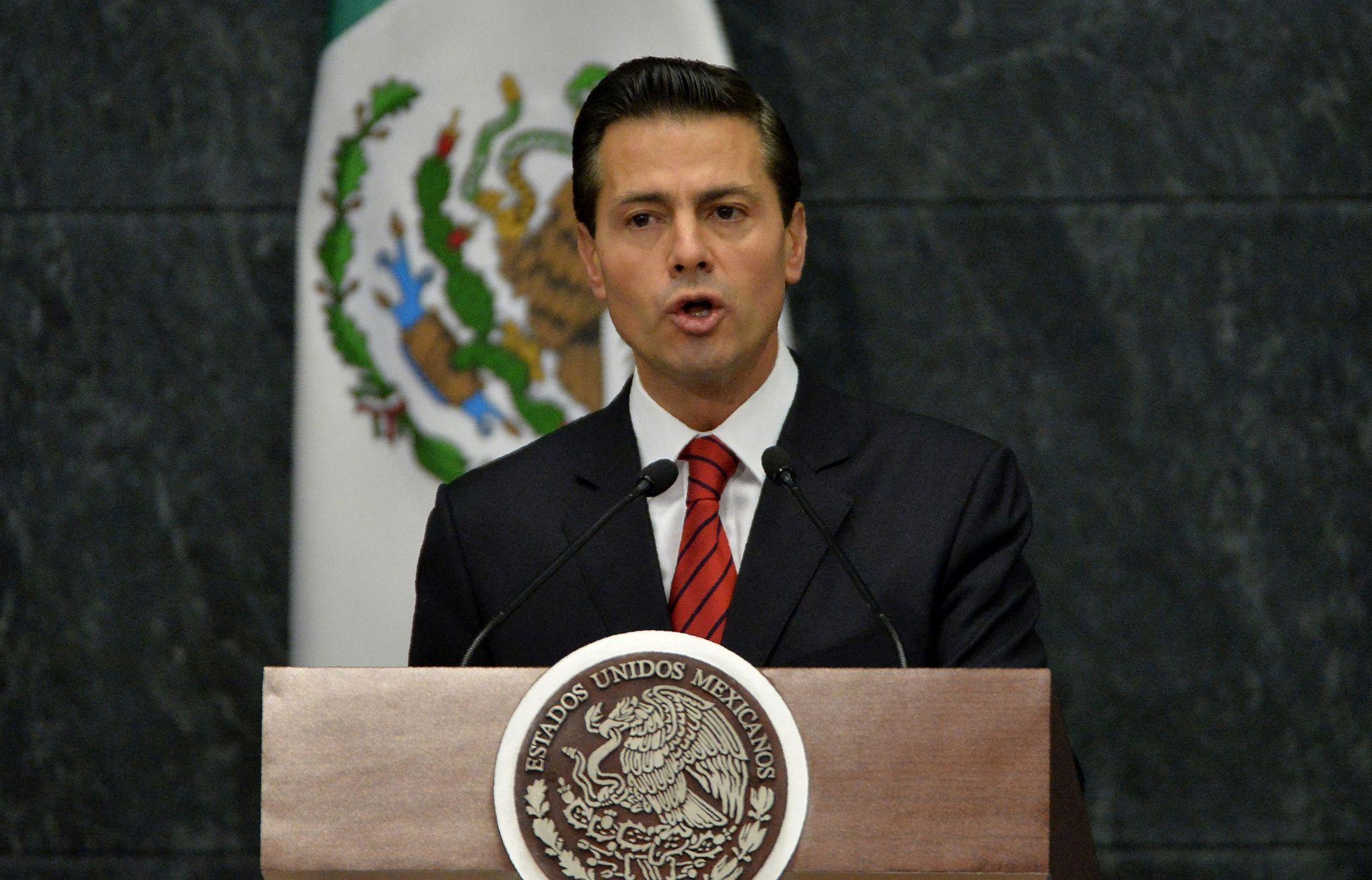 Le Mexique «bien entendu, ne paiera pas le mur» de Trump