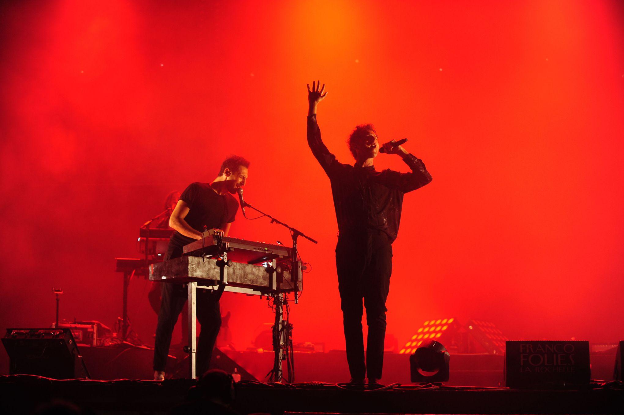 AaRON : «On fait de la musique avec nos émotions»