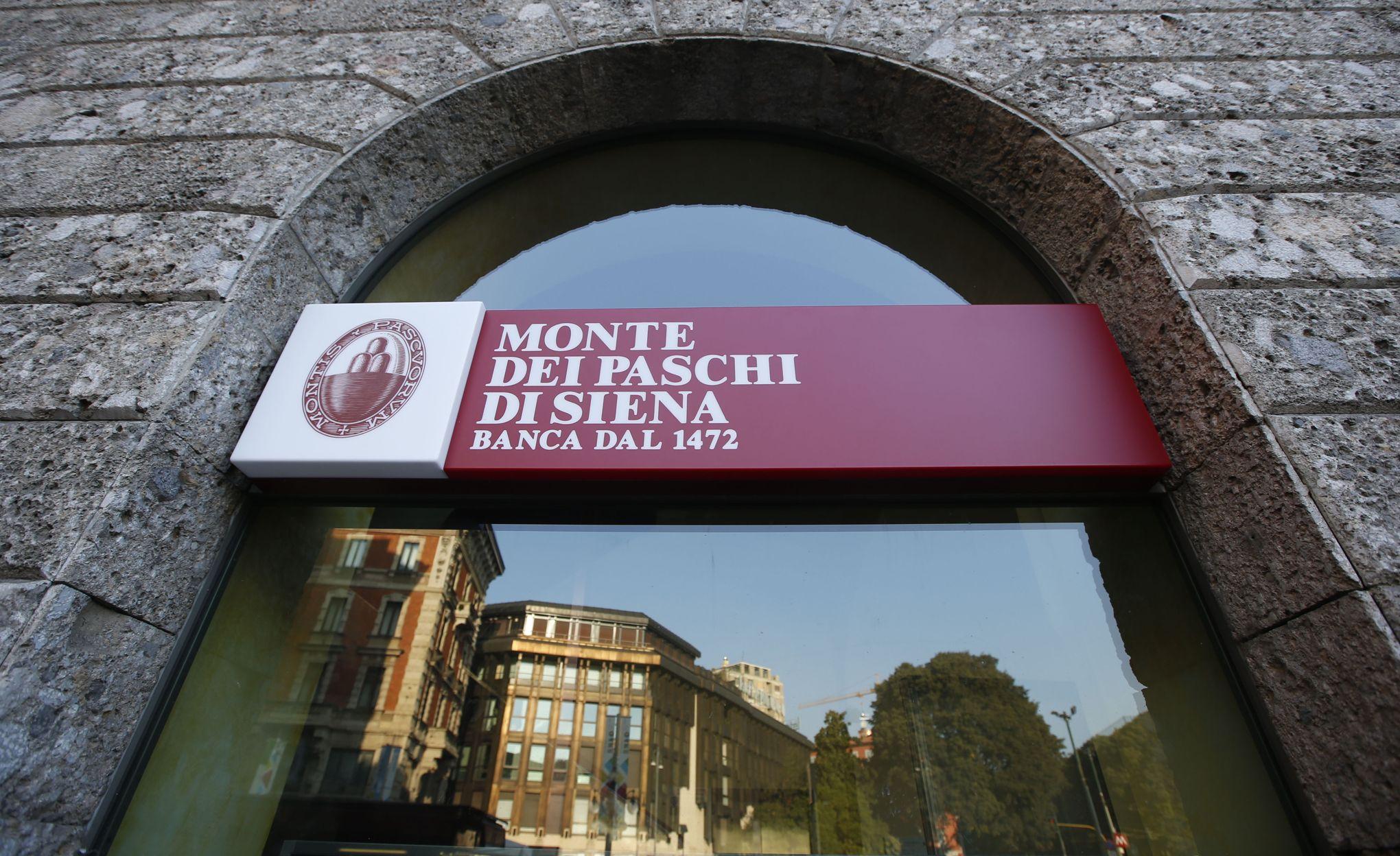 L'État italien détiendra 70 % de Monte Dei Paschi
