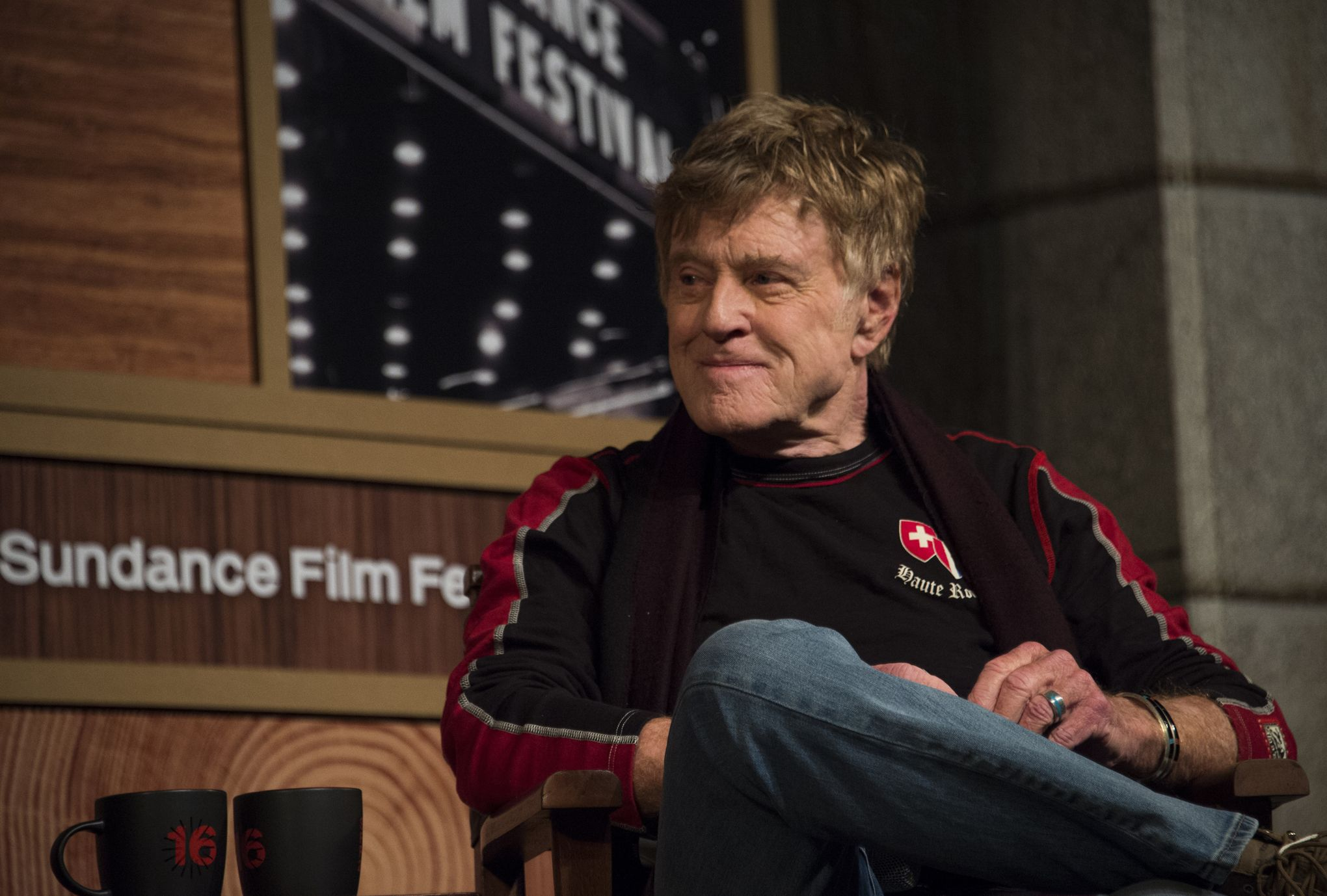 À Sundance, Robert Redford compte sur un «mouvement populaire» face à Donald Trump