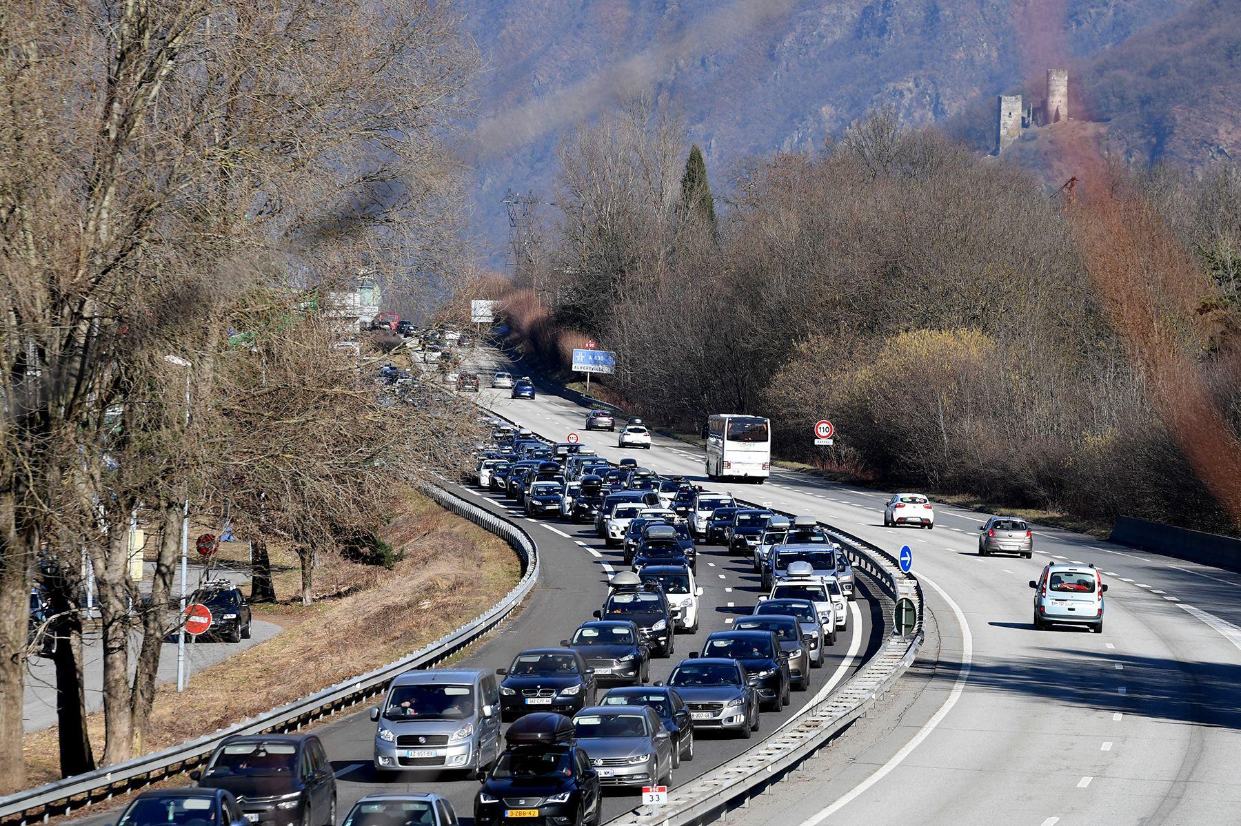 Trafic routier : où passe-t-on le plus de temps dans les embouteillages ?