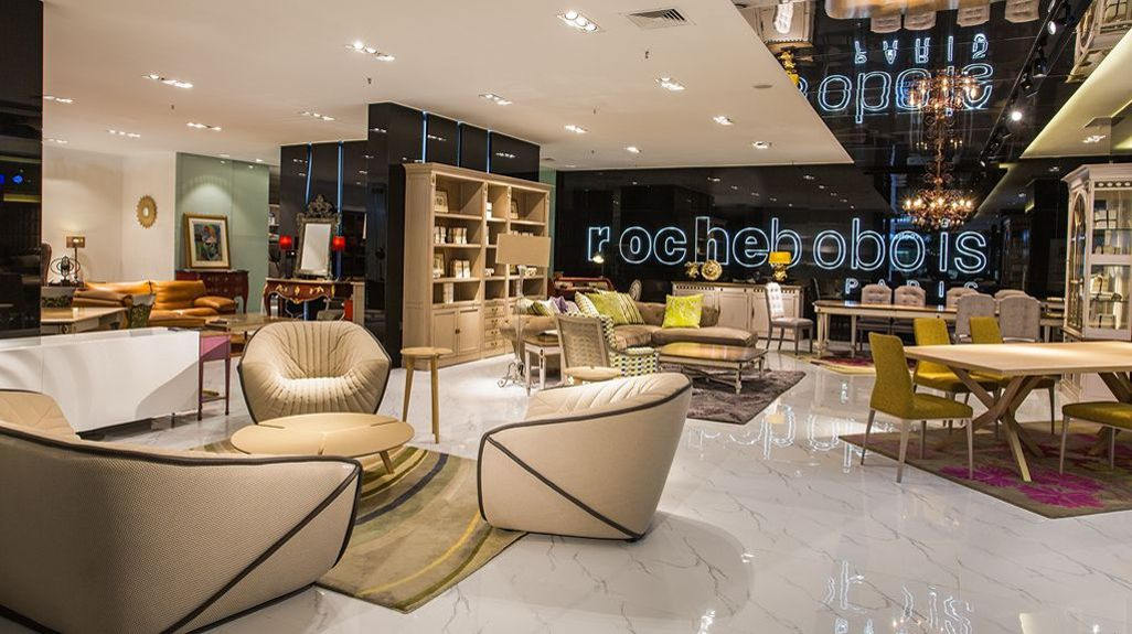 roche bobois acc l re sur le march chinois. Black Bedroom Furniture Sets. Home Design Ideas