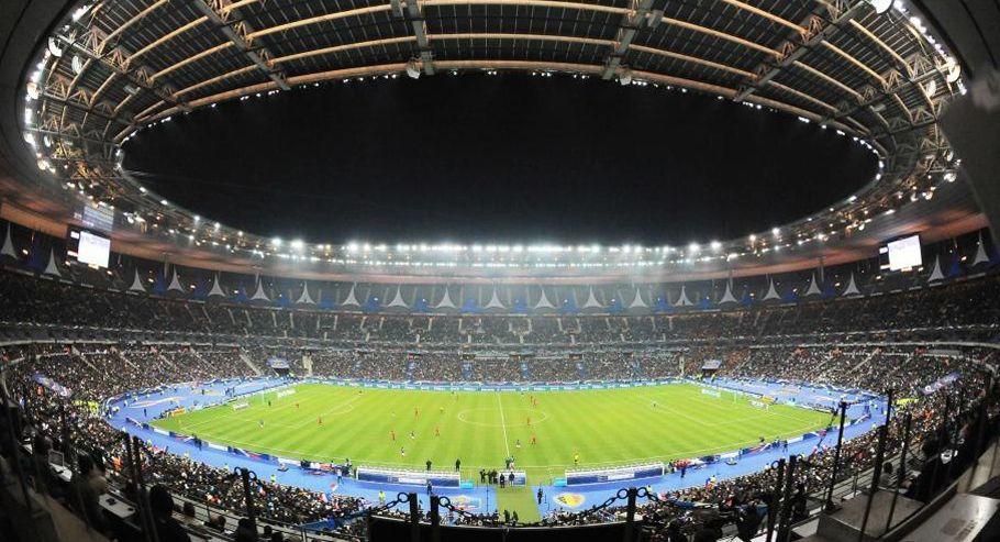 Avranches r ve de jouer au stade de france et esp re un geste du psg - Capacite d accueil stade de france ...