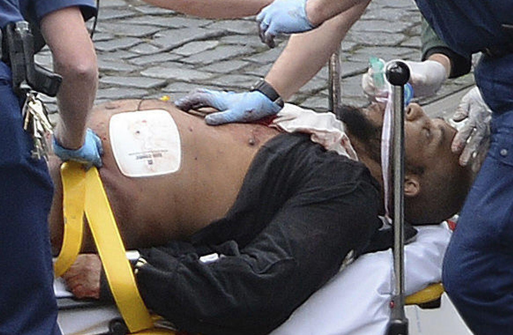 Attentat de Londres : Khalid Masood, un quinquagénaire devenu ...