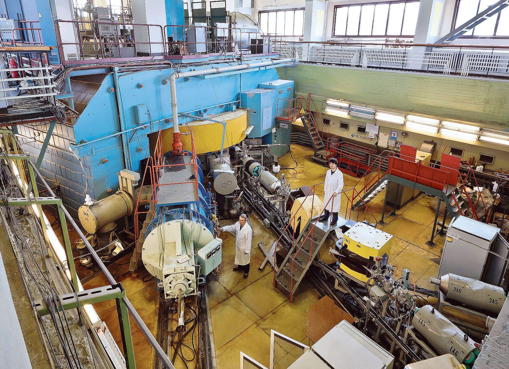 Dubna, la fabrique des éléments lourds