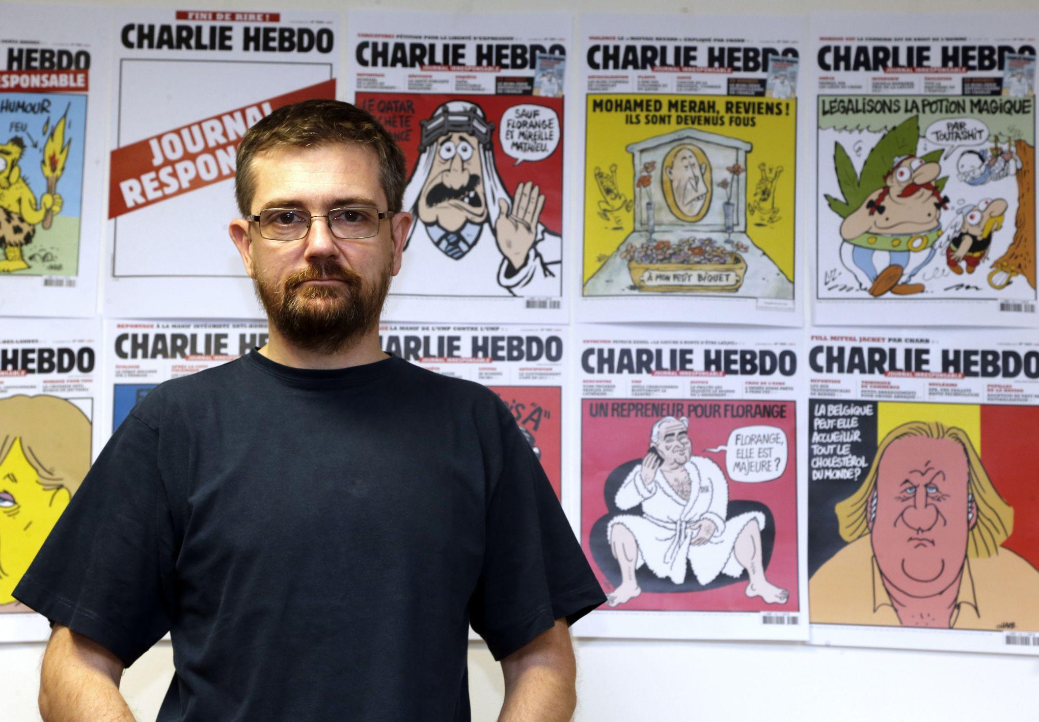 Le pamphlet posthume de Charb sur l'islamophobie censuré à Lille