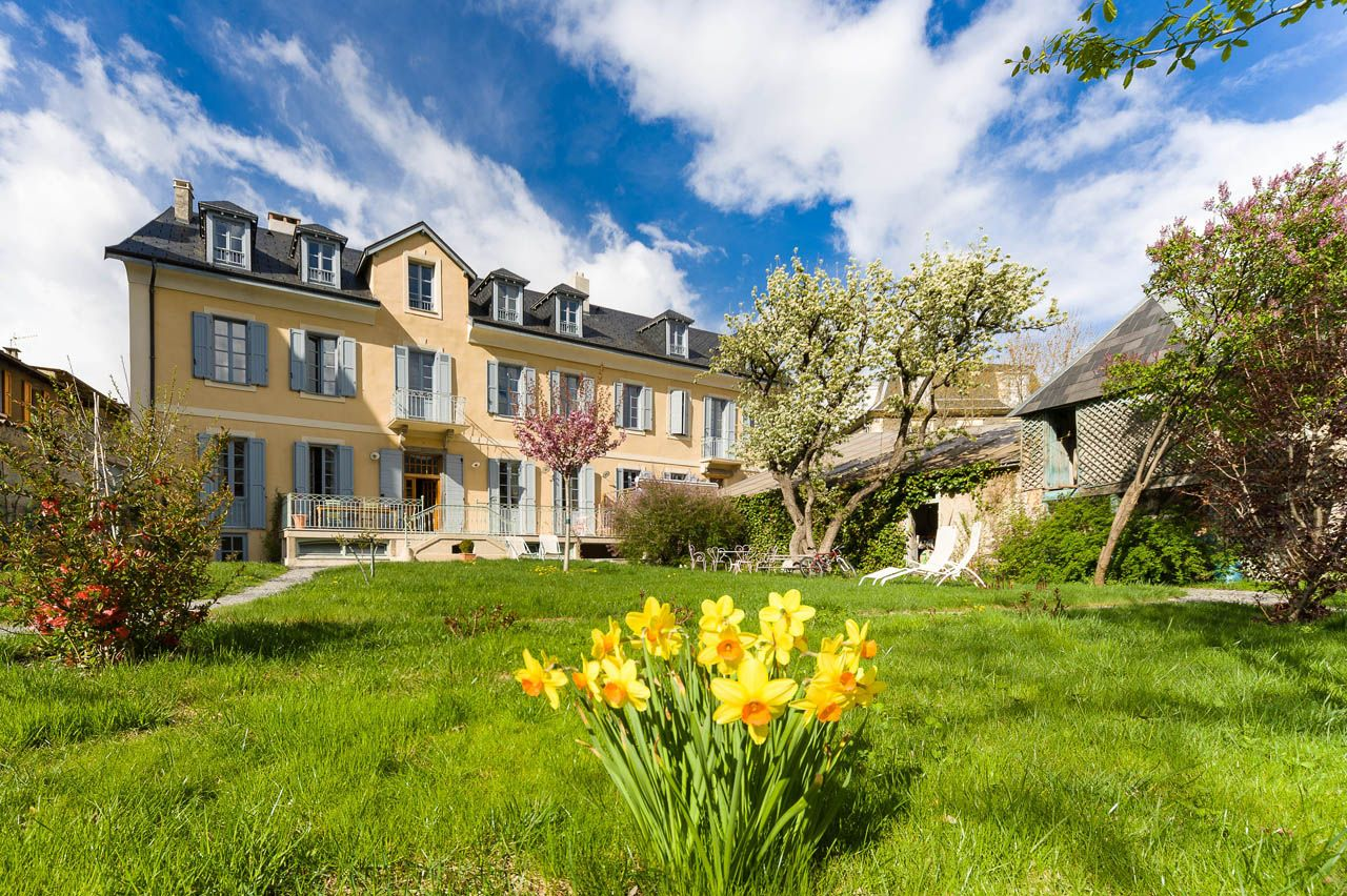 Nos plus belles chambres d 39 h tes dans le sud est for Au jardin d ozanne