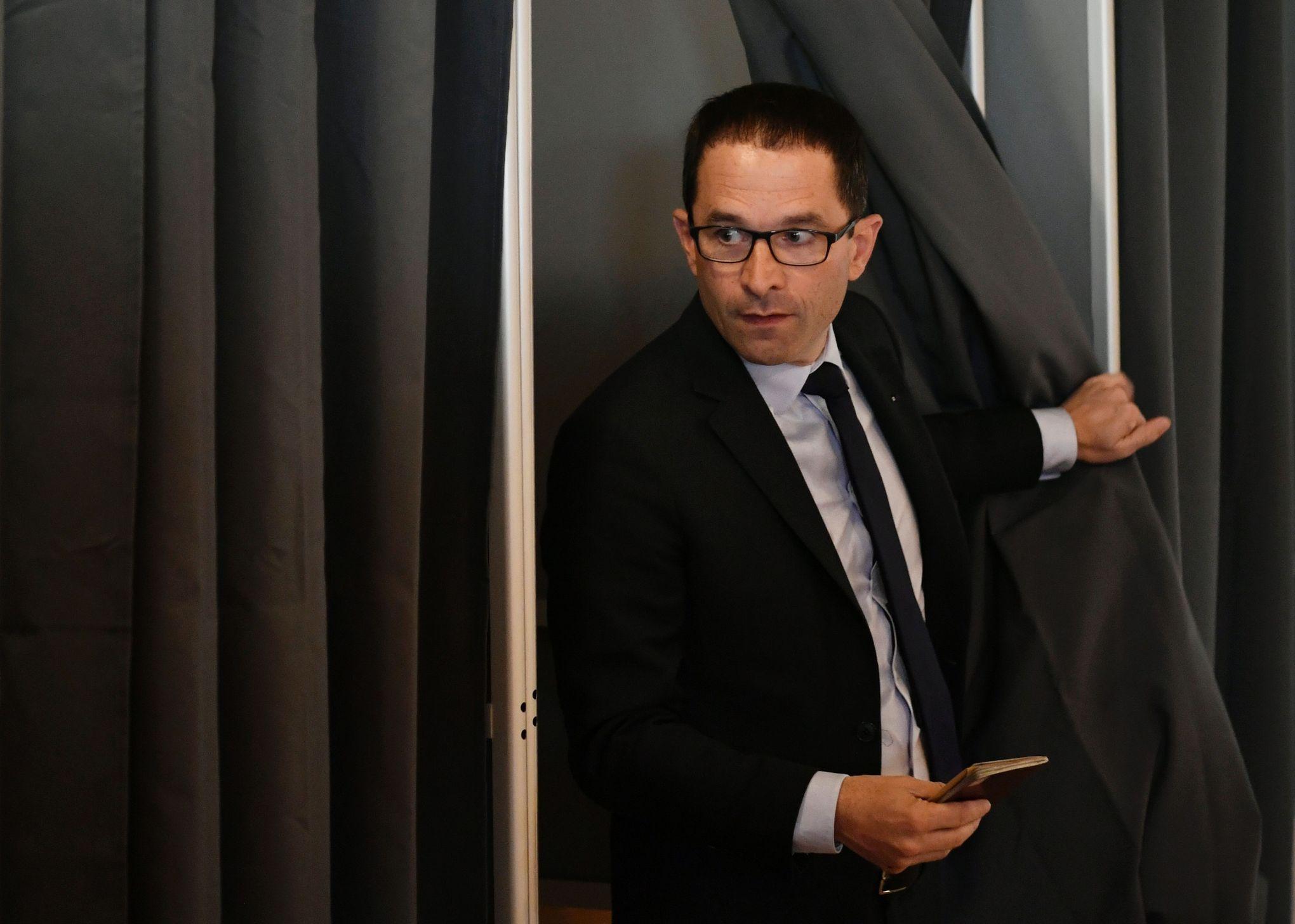 Benoît Hamon, autopsie d'un échec programmé
