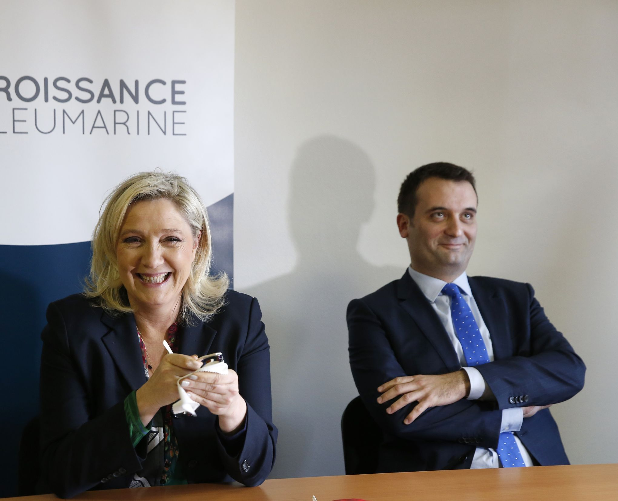 Philippot en appelle à l'électorat de Fillon et Dupont-Aignan