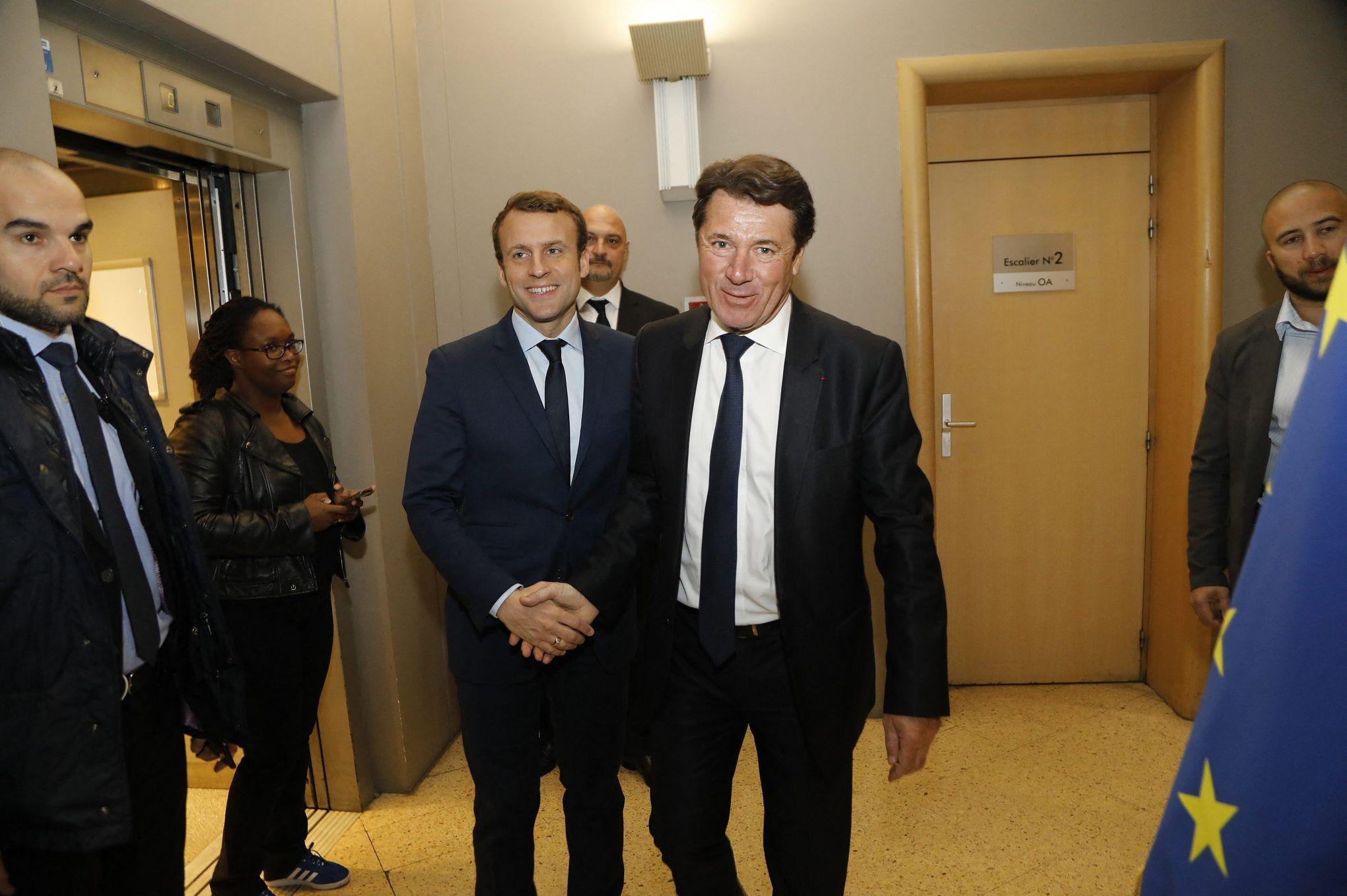 Présidentielle : quand Estrosi et Le Maire ne disent pas non à Macron