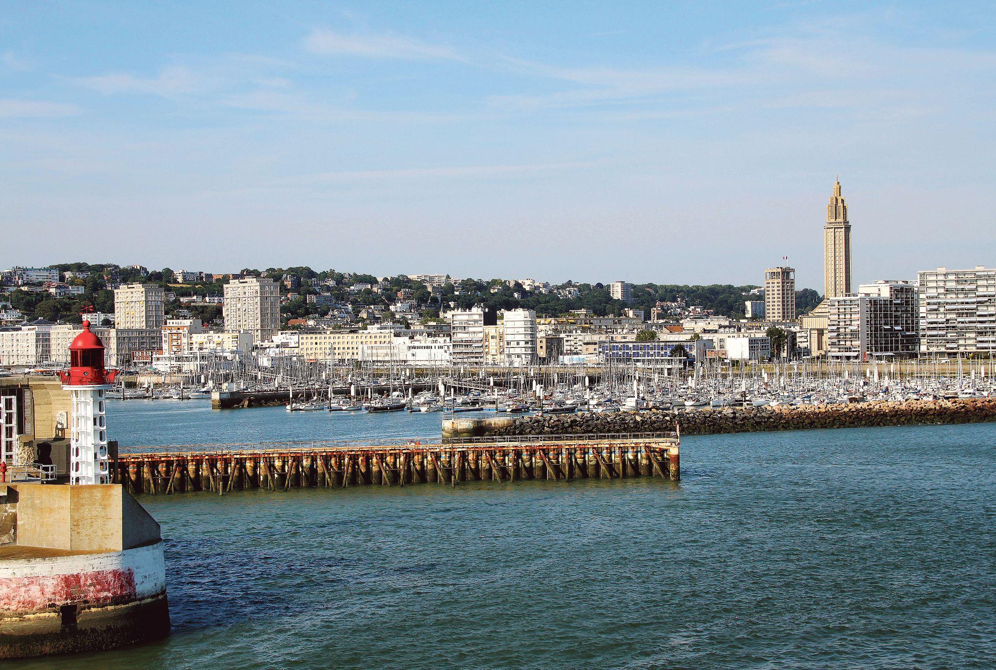 Le Havre en trente-six heures chrono
