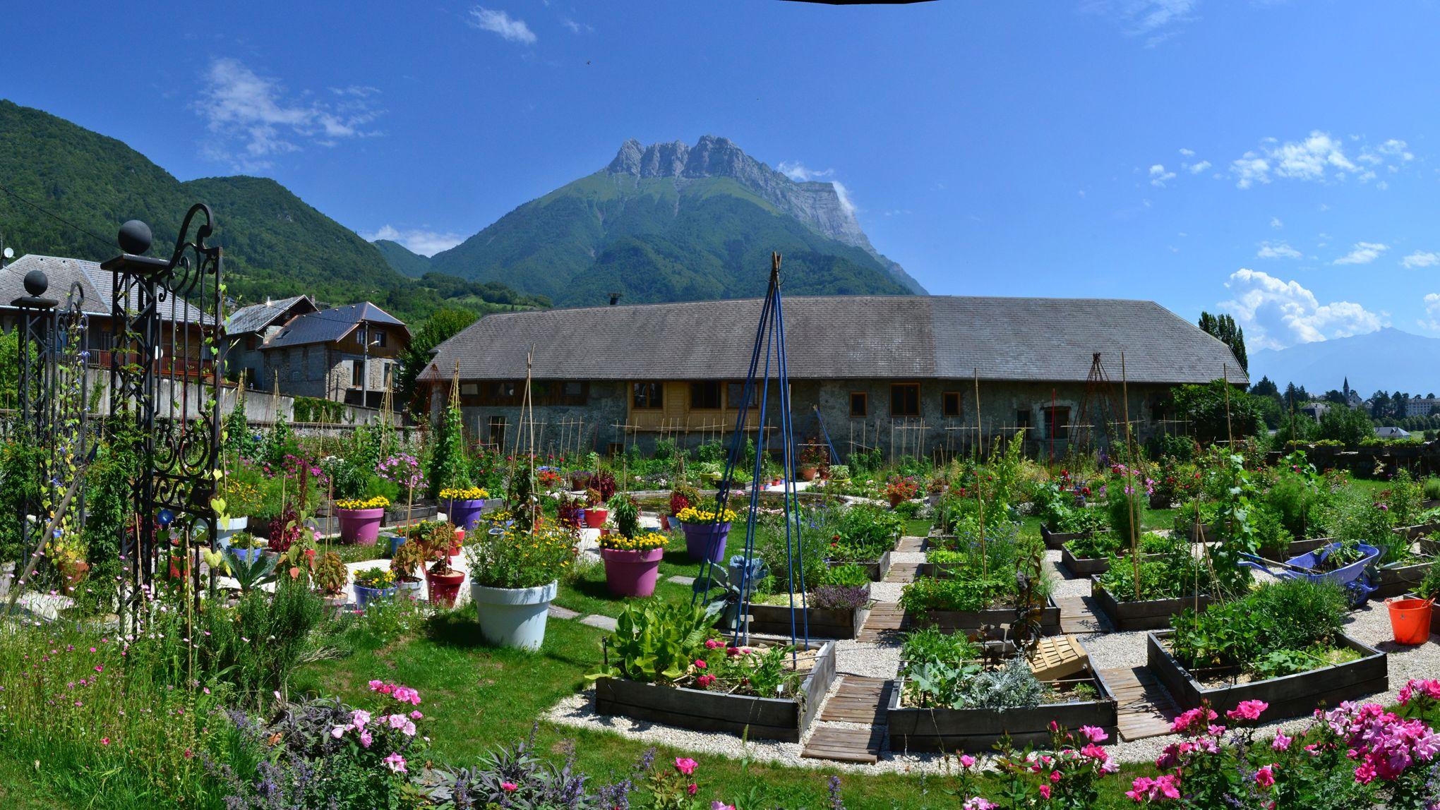 Rendez vous aux jardins lieux d 39 changes et de partage for Jardin et vous